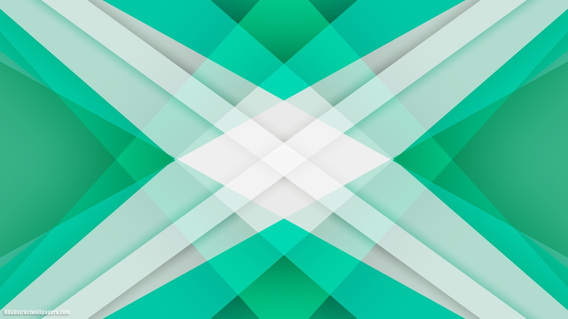 Res: 1920x1080, Mint green abstract background