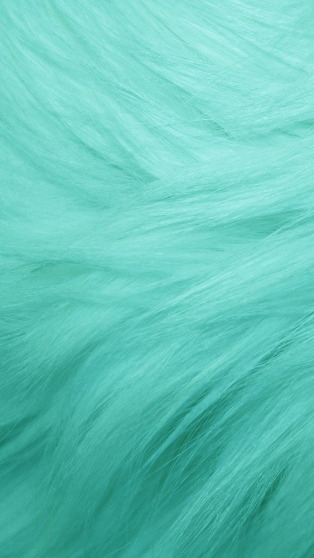 Res: 1080x1920, Teal Fur Texture - Tap to see more fluffy wallpapers! - @mobile9