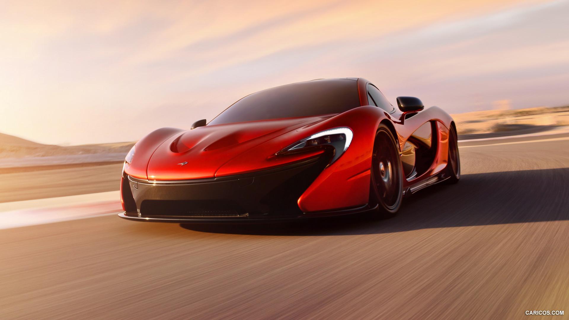 Res: 1920x1080, McLaren P1 Wallpaper