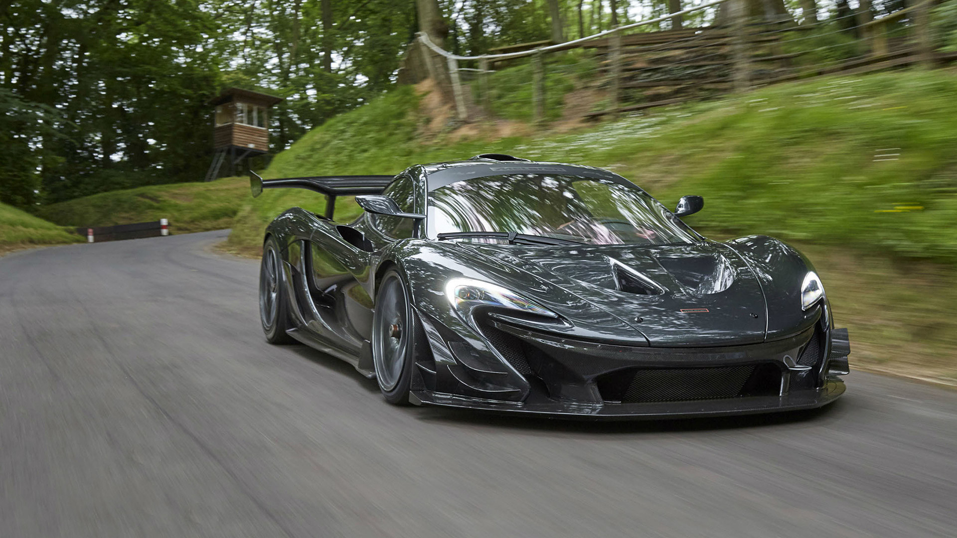 Res: 1920x1080, 2016 McLaren P1 LM picture
