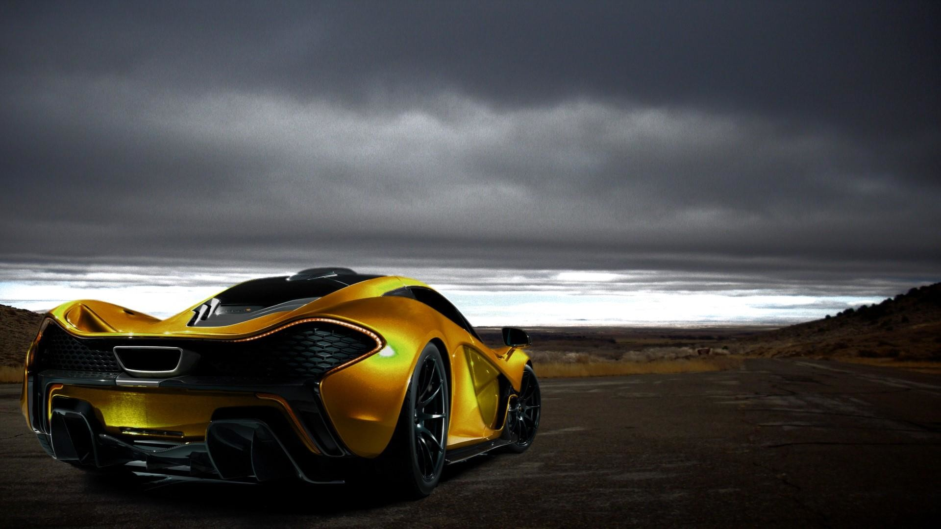Res: 1920x1080, McLaren P1 Supercar Wallpaper | Wallpaper Studio 10 | Tens of thousands HD  and UltraHD wallpapers for Android, Windows and Xbox