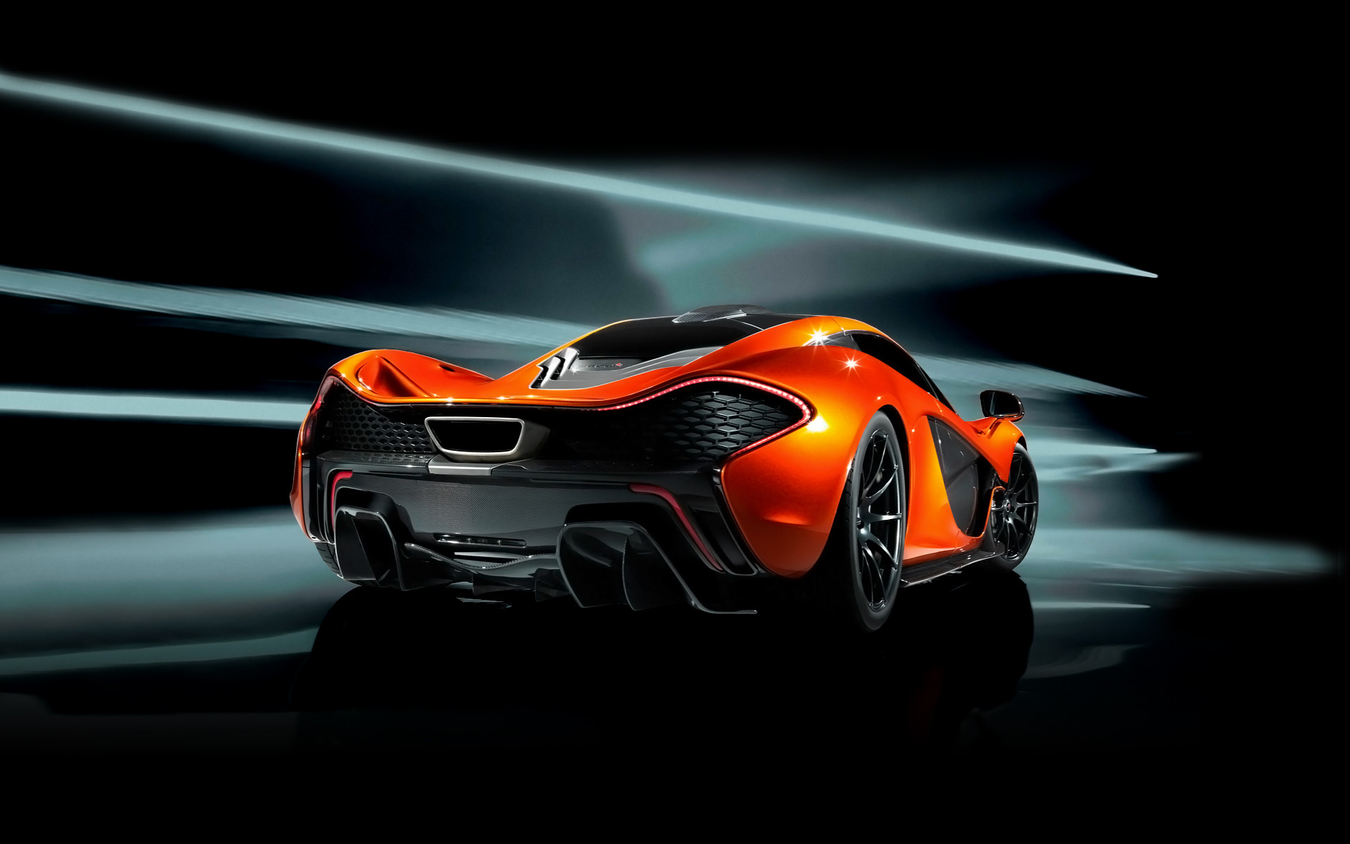 Res: 1920x1200, Daily Wallpaper: Exclusive: The All New McLaren P1 | I Like To Waste My Time