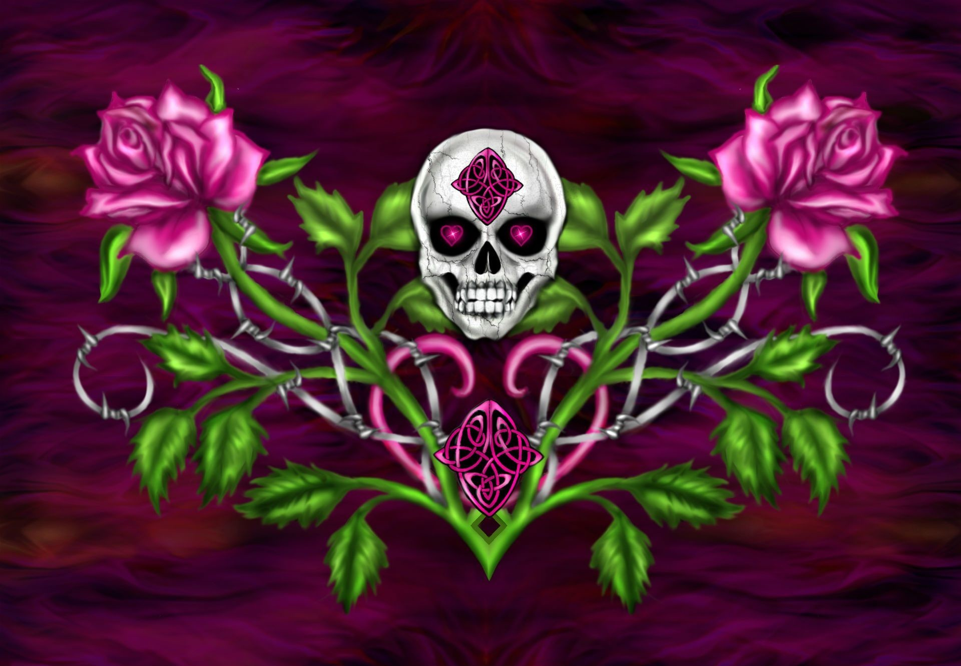 Res: 1920x1330, Skull wallpaper 201159 1920x1200