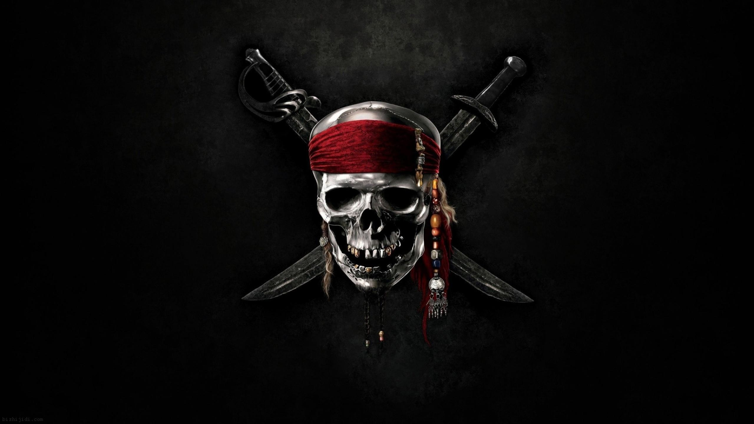 Res: 2560x1440, cool-3d-skull-wallpapers- |