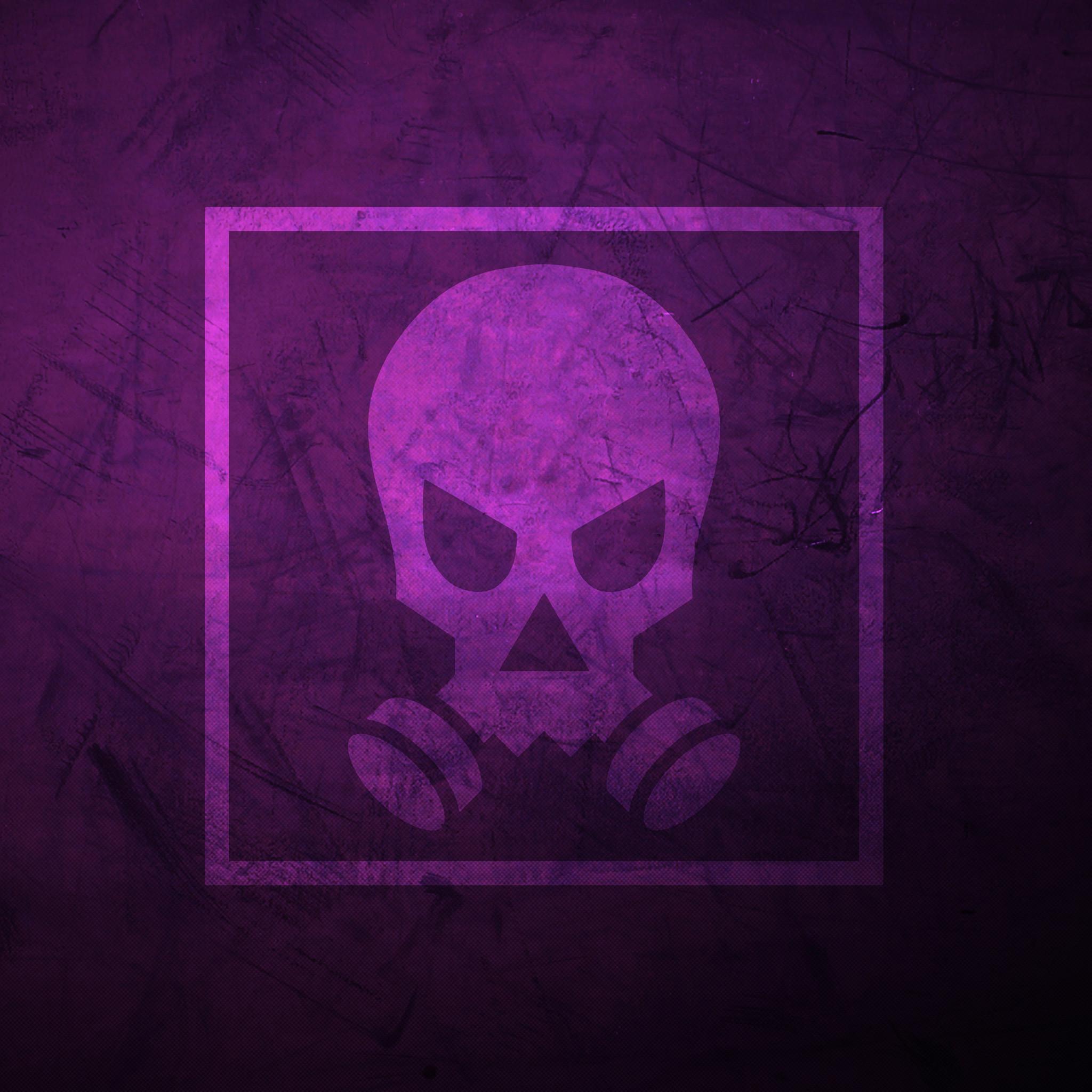 Res: 2048x2048, tom-clancys-rainbow-six-siege-minimalist-smoke-skull-