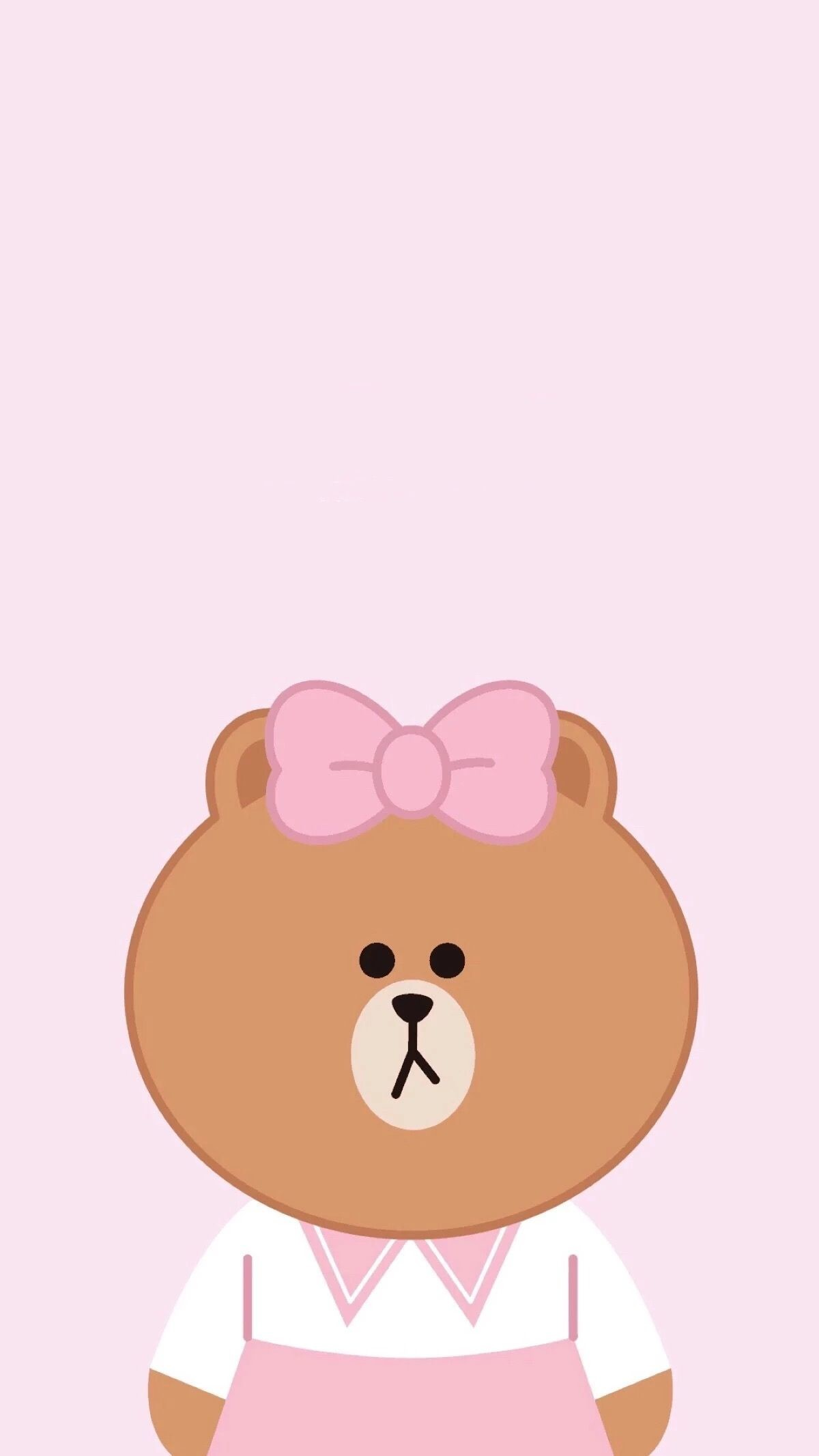 Res: 1200x2133, Line Friends, Iphone Wallpapers, Rilakkuma, Sticker, Kawaii, Wallpapers,  Kawaii Cute, Iphone Backgrounds, Decal