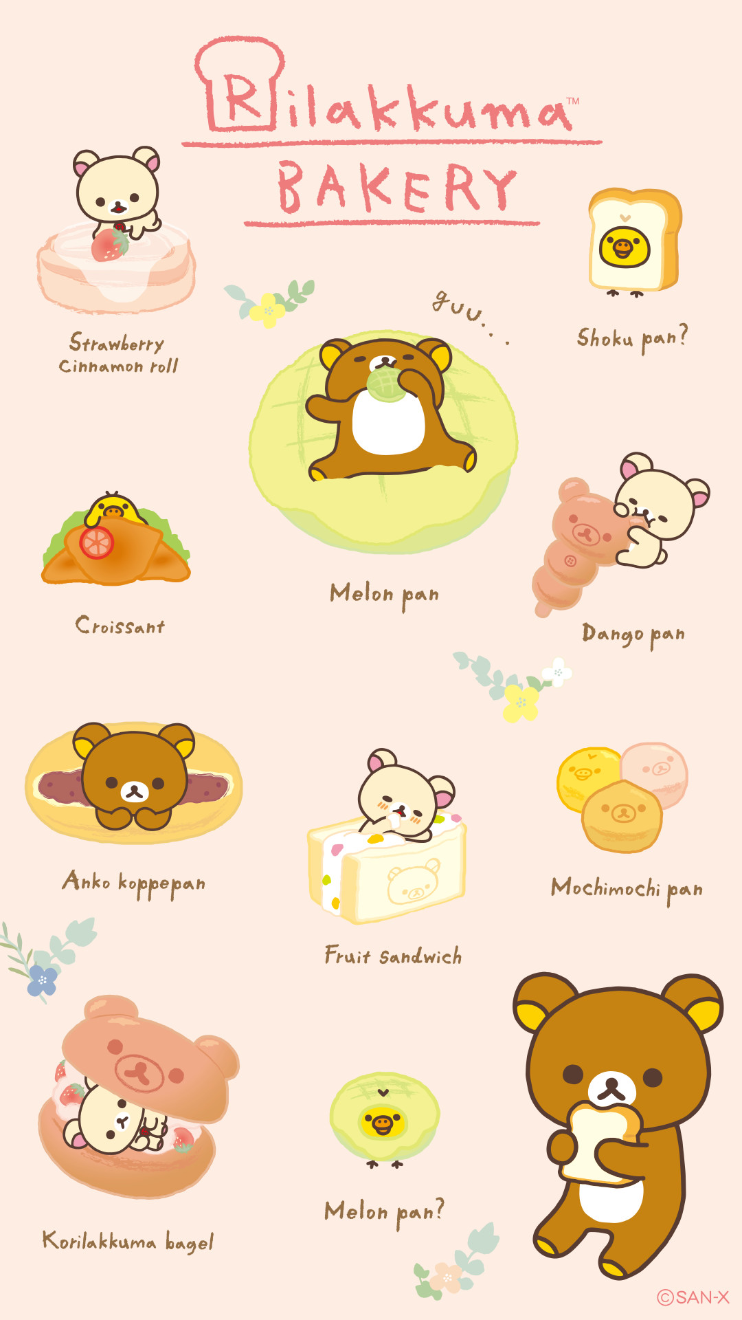 Res: 1080x1920, 781 best rilakkuma images on Pinterest | Rilakkuma, Sanrio and Iphone  backgrounds