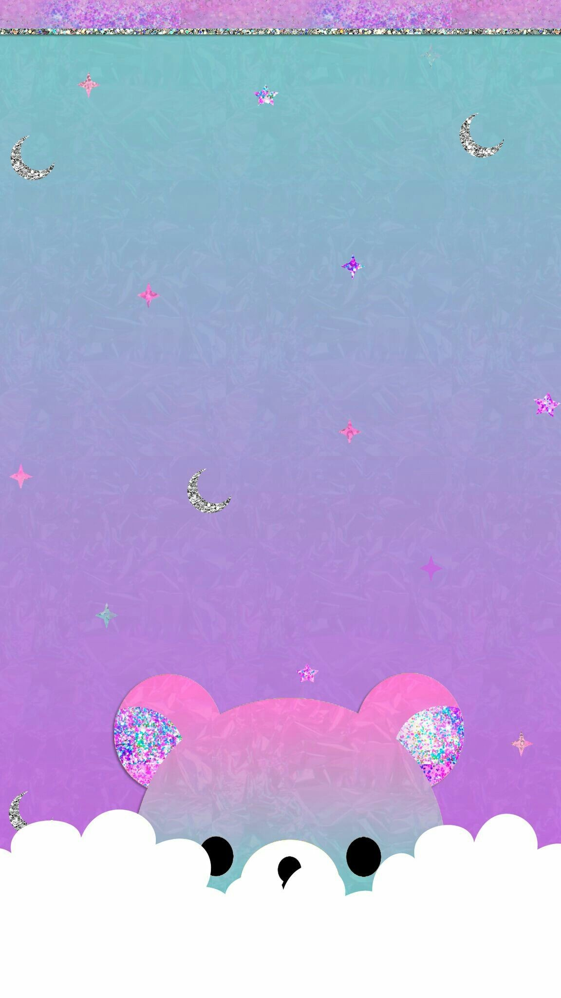 Res: 1152x2048, Wallpaper Backgrounds, Iphone Wallpapers, Iphone 2, Rilakkuma, Chibi, Hello  Kitty, Android, Kawaii, Jitter Glitter