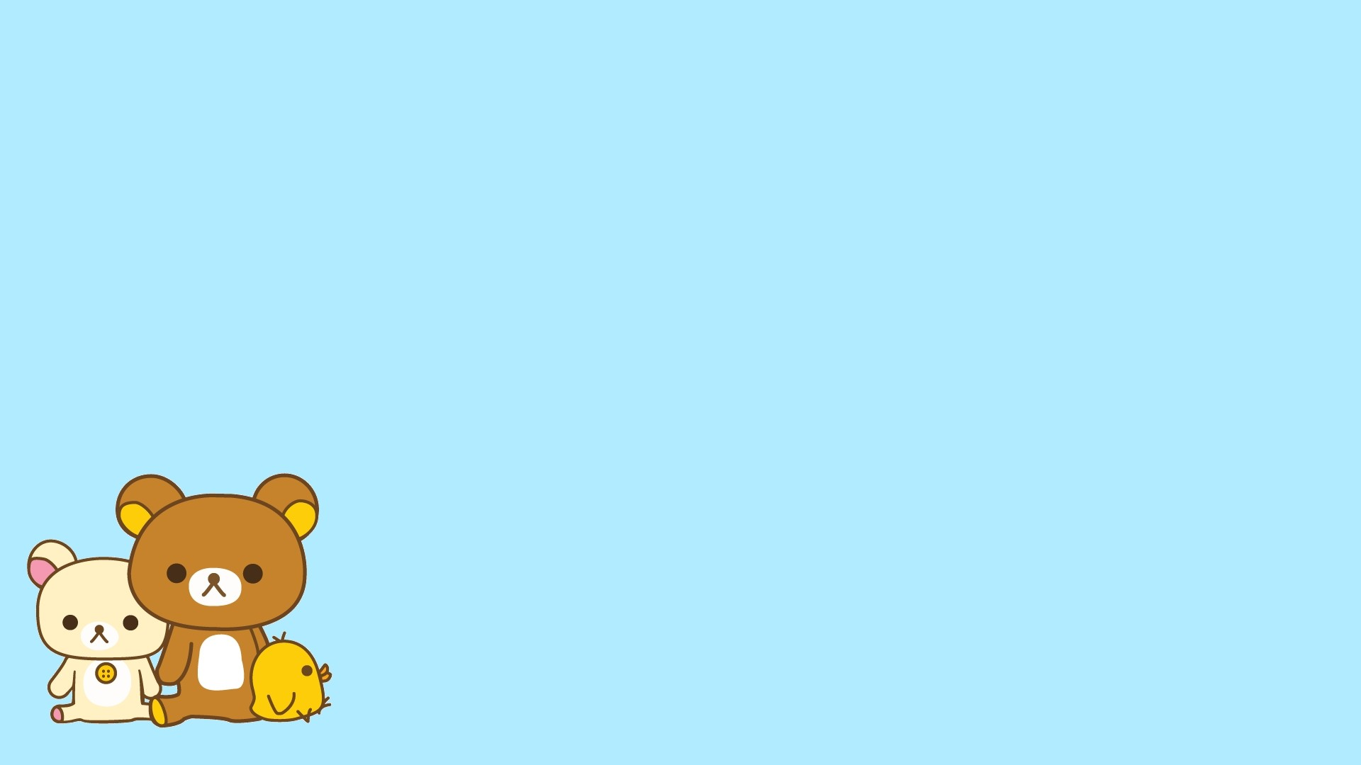 Res: 1920x1080, 7. rilakkuma-wallpaper7-1-600x338