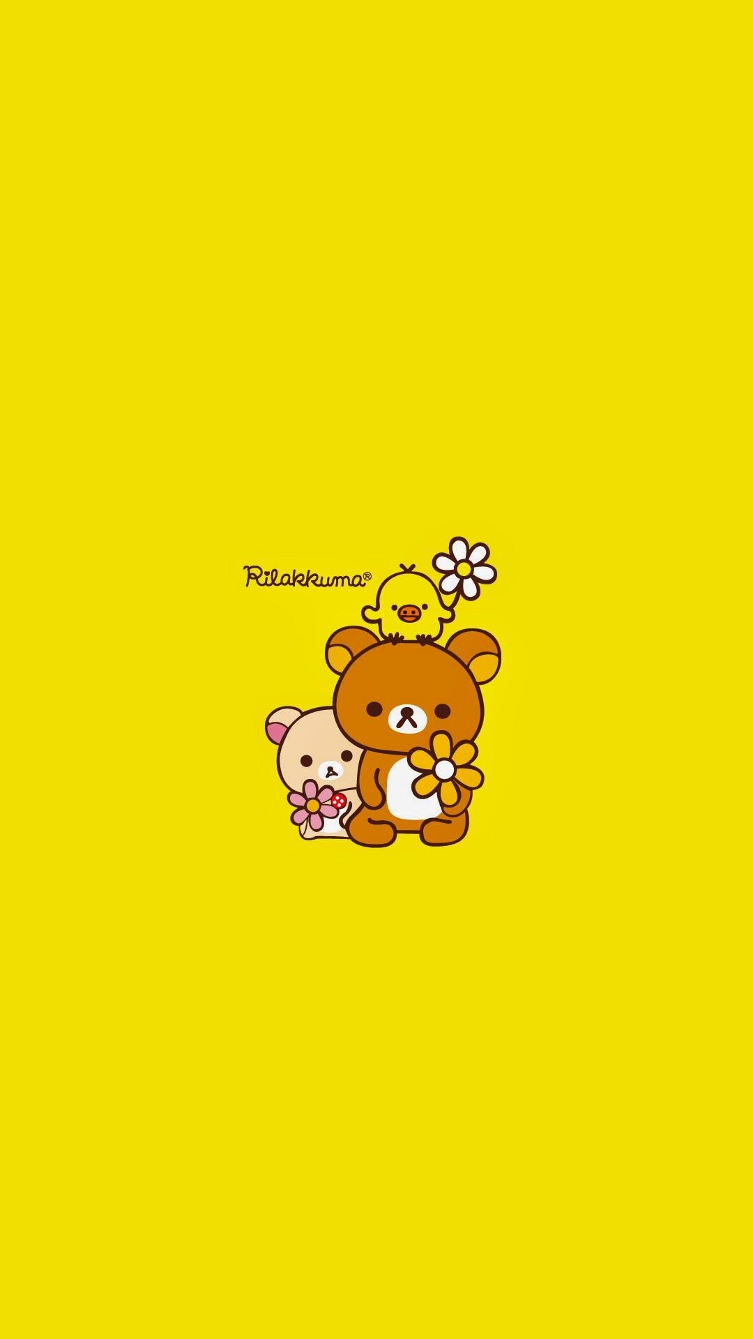 Res: 1080x1920, Cellphone Wallpaper, Rilakkuma, Iphone Wallpapers, Teddy Bears, Hello  Kitty, Kawaii, Backgrounds, Kawaii Cute, Teddybear