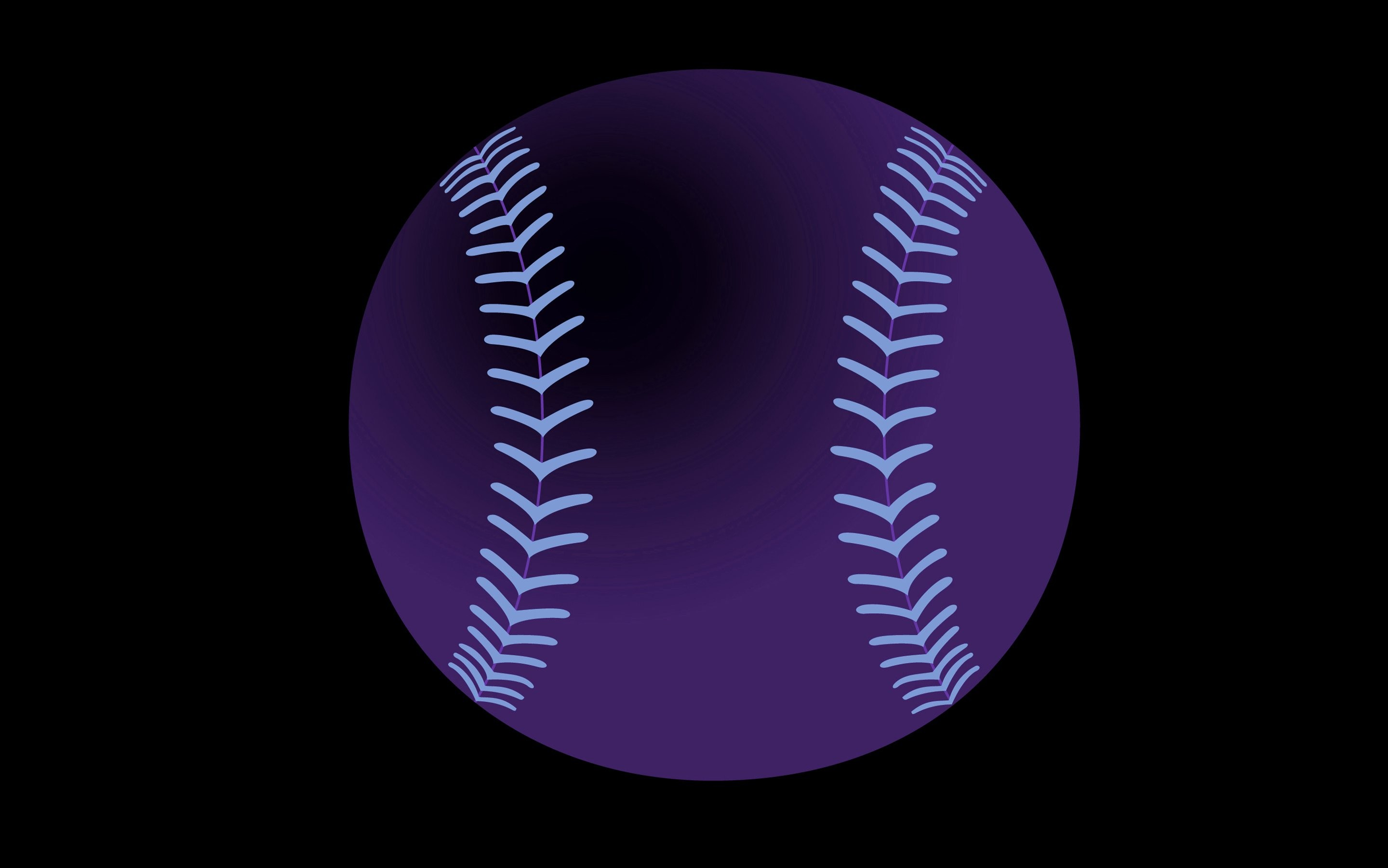 Res: 2880x1800, purple baseball