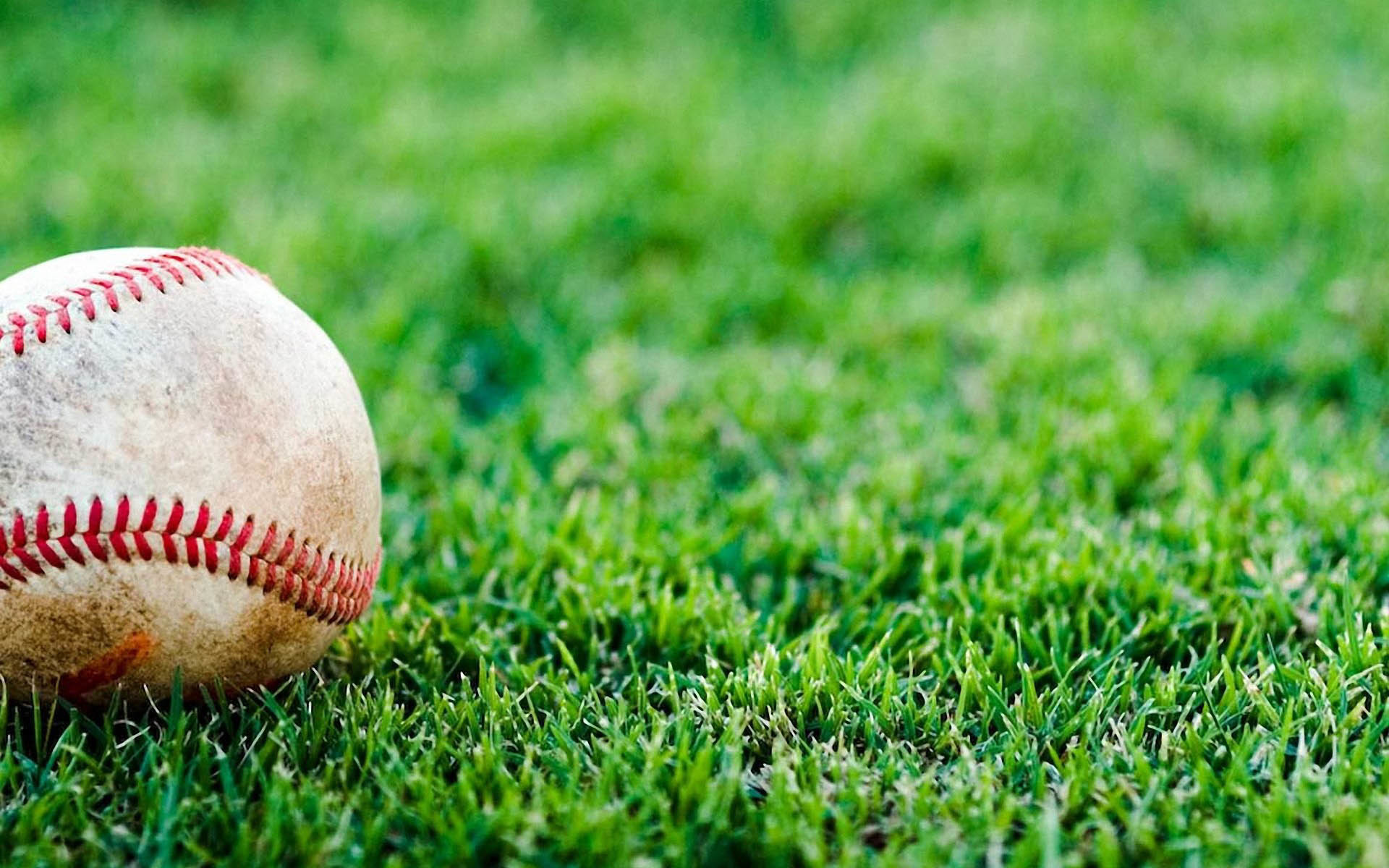 Res: 1920x1200, Softball Background Free Download.