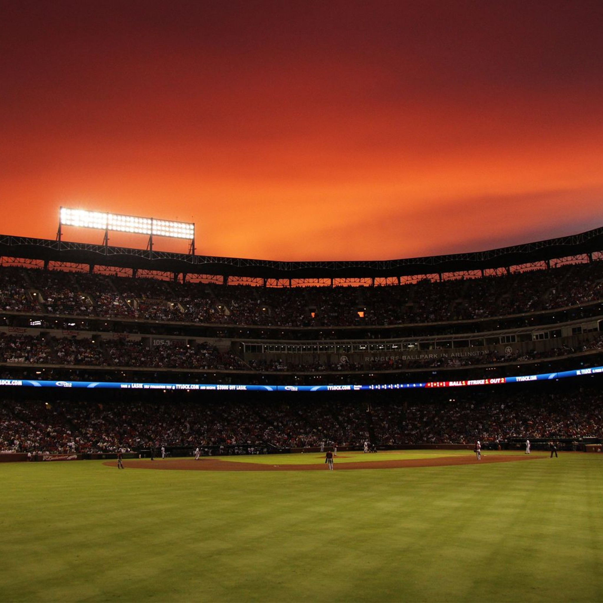 Res: 2048x2048, Baseball Stadium Wallpaper wallpapers pic iPad Wallpaper Gallery