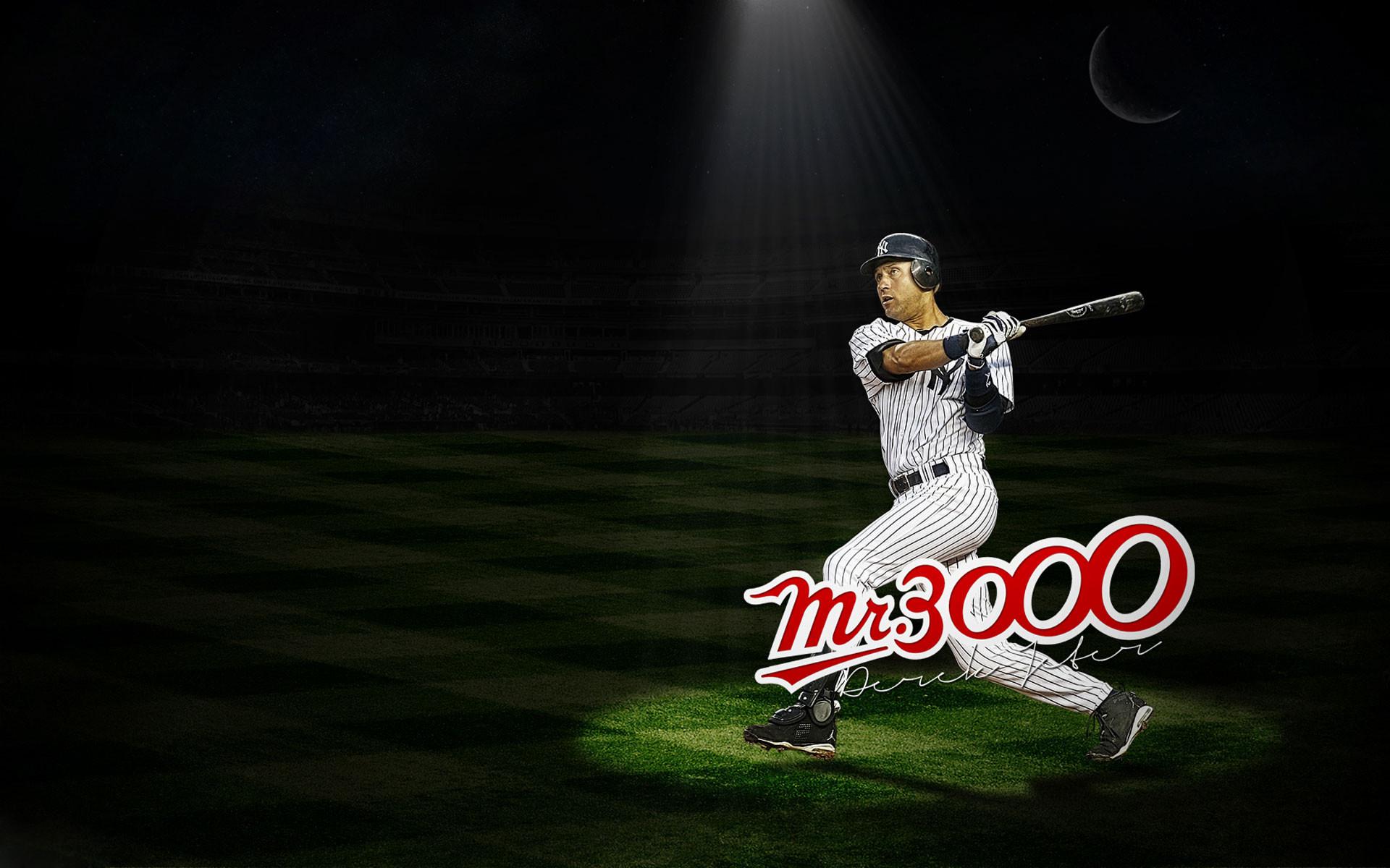 Res: 1920x1200, New york yankees derek jeter baseball mlb sports  wallpapers.