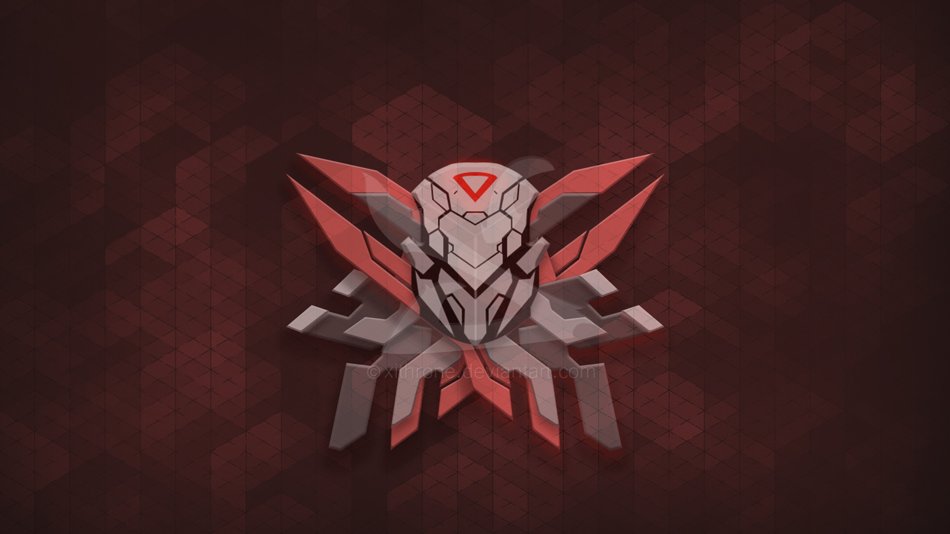 Res: 1920x1080, ... PROJECT: Zed Minimalist - League of Legends by Xithrone