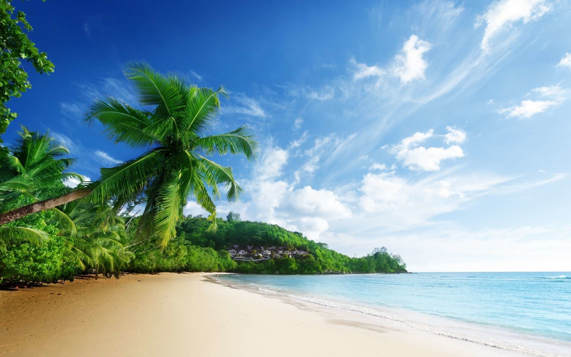Res: 1920x1200, Beautiful Scene Wallpapers Hd Astounding Beach Scenery Wallpaper Download  For Phone