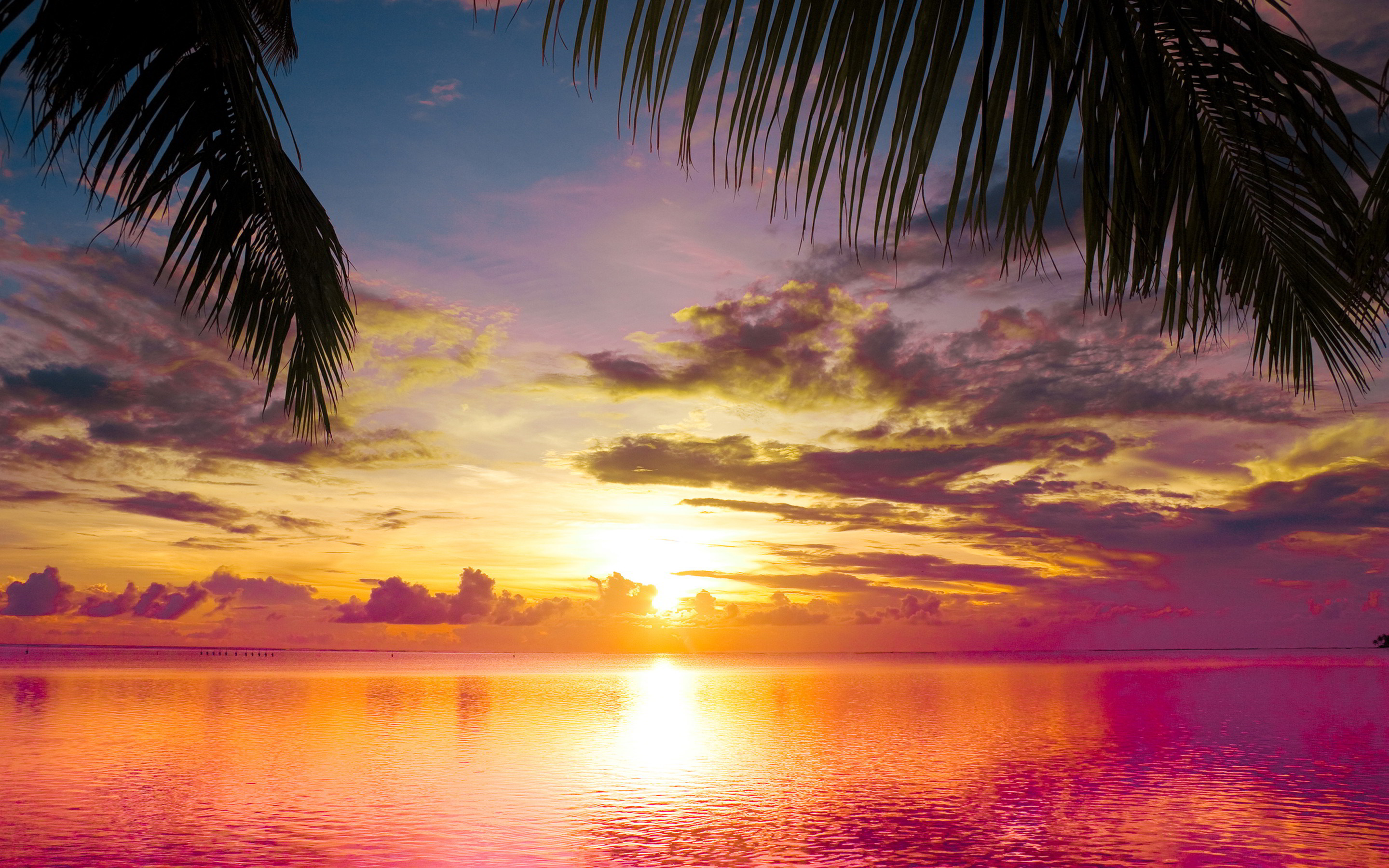 Res: 2880x1800, 1000+ ideas about Sunset Beach on Pinterest Sunsets - HD Wallpapers