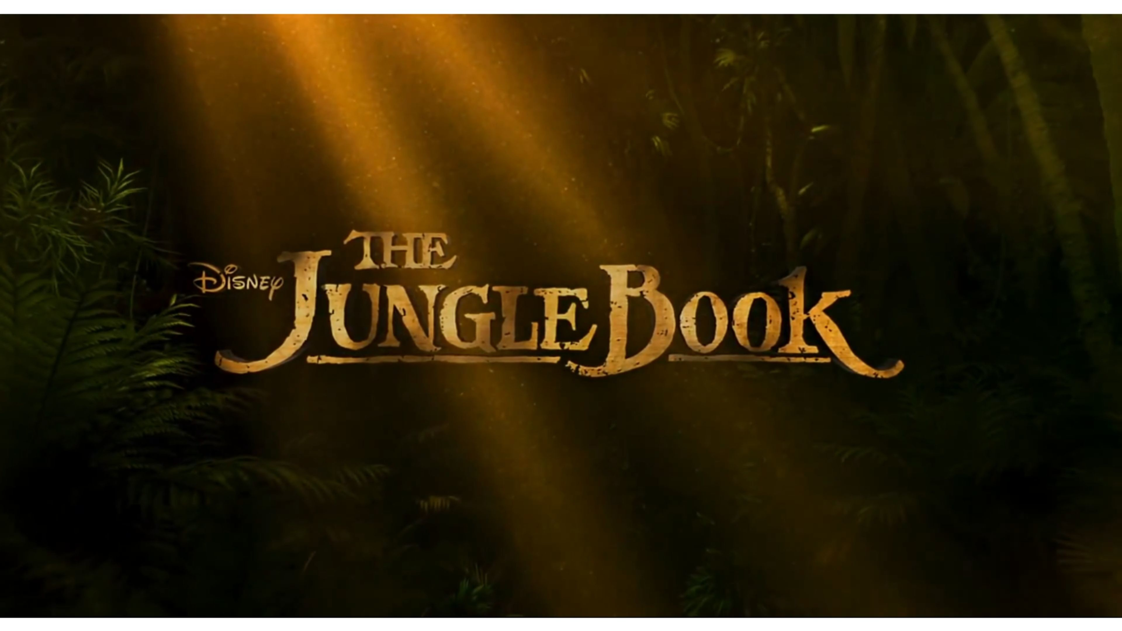 Res: 3840x2160, Disney 4K 2016 Jungle Book Movie Wallpapers