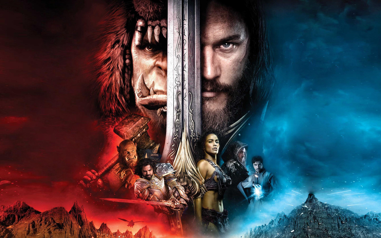 Res: 2880x1800, Warcraft Movie Wallpaper