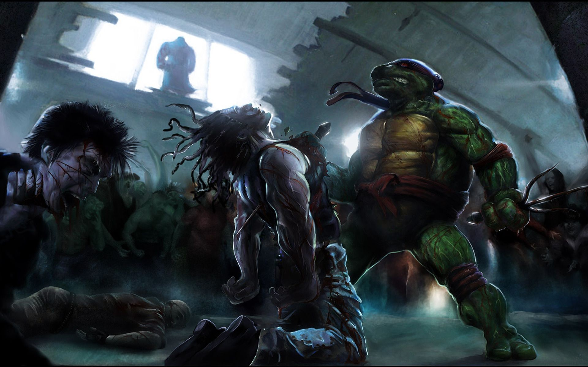 Res: 1920x1200, Teenage Mutant Ninja Turtles Wallpapers