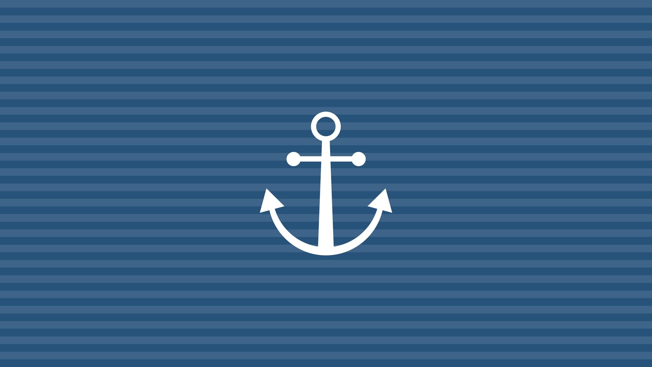 Res: 2560x1440, New nautical desktop wallpaper Gallery - anchor wallpapers