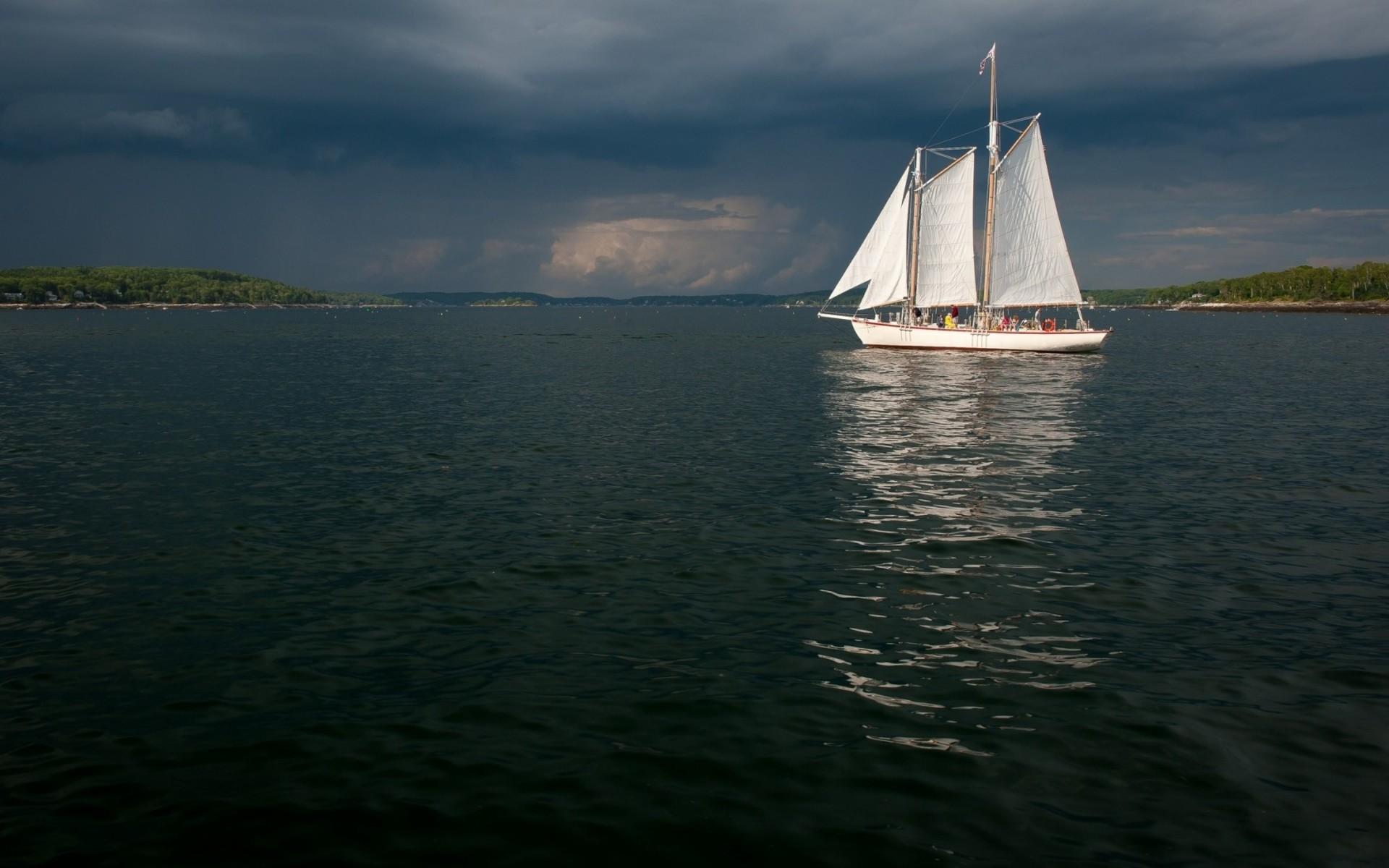 Res: 1920x1200, Sailing Desktop Background