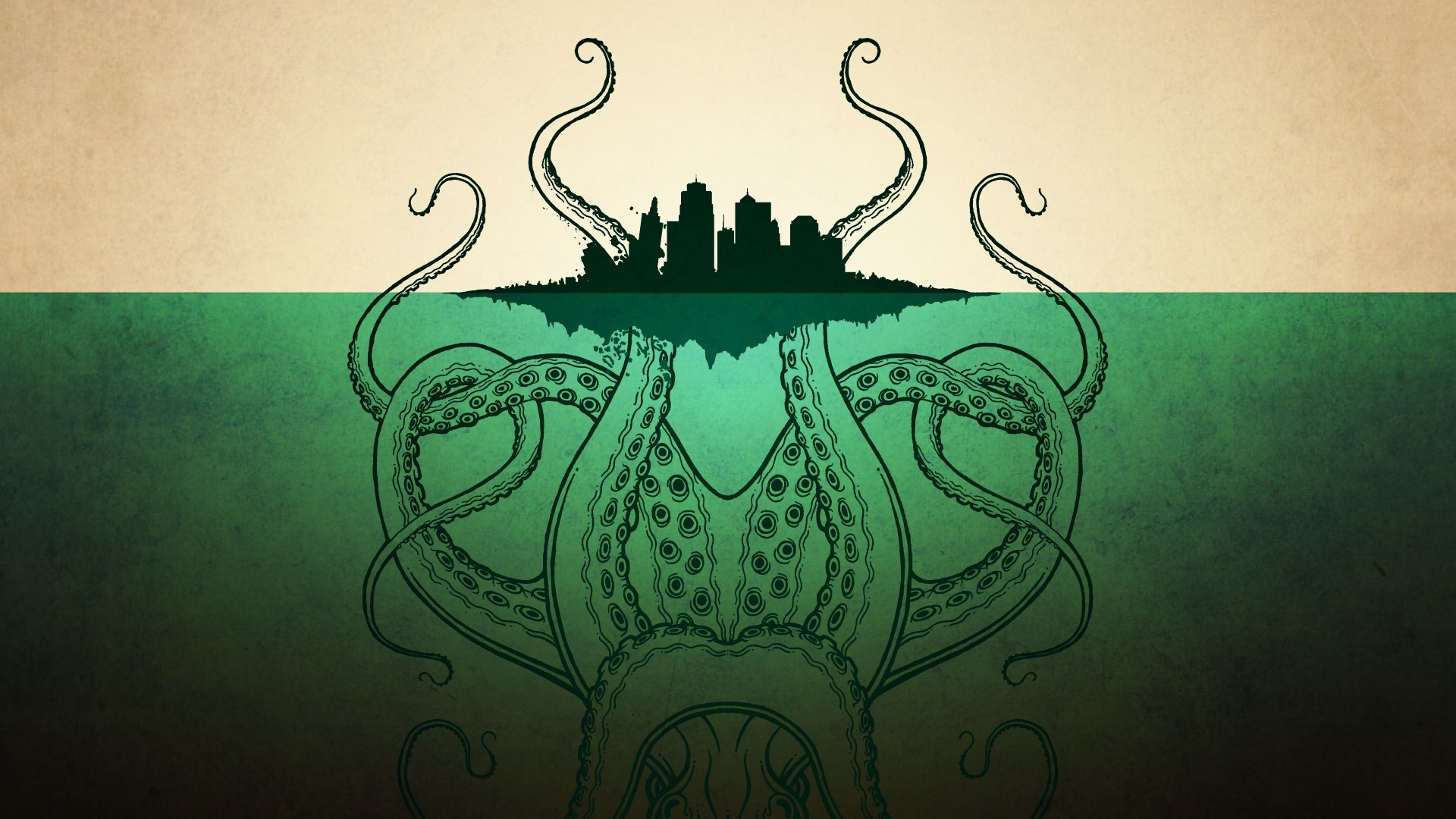 Res: 1920x1080, Octopus-HD-Wallpaper- | Download Free Desktop Wallpaper .
