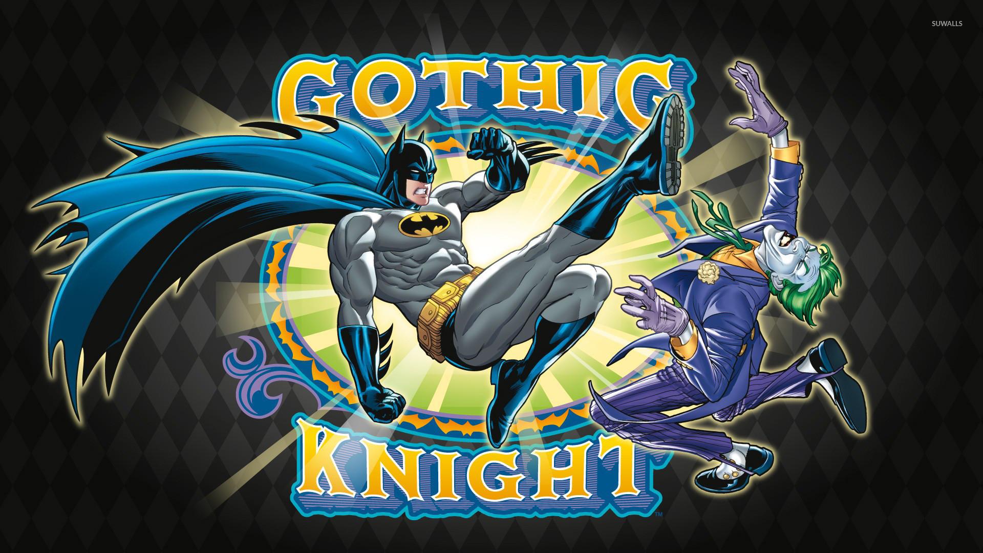 Res: 1920x1080, Batman vs Joker [2] wallpaper