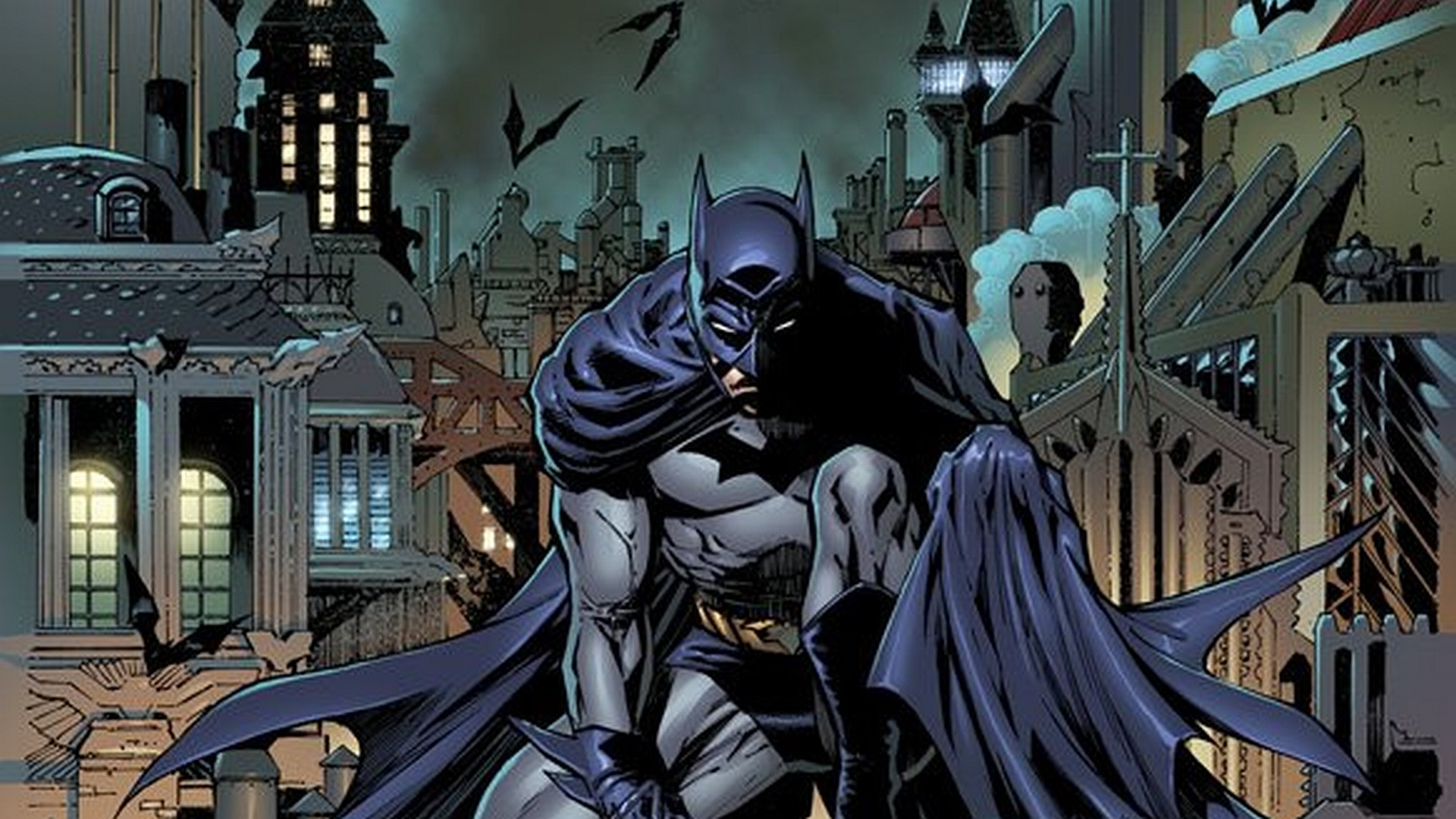Res: 1920x1080, Batman Comic Wallpapers Picture