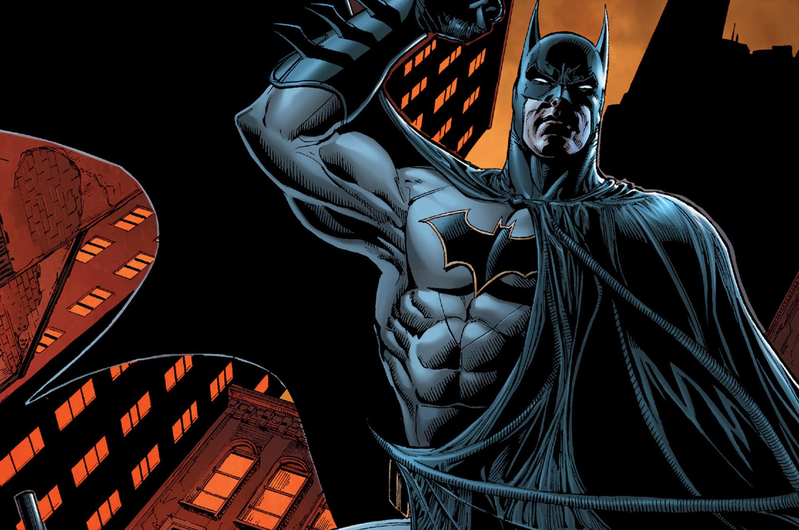 Res: 2560x1700, batman-comic-artwork-si.jpg