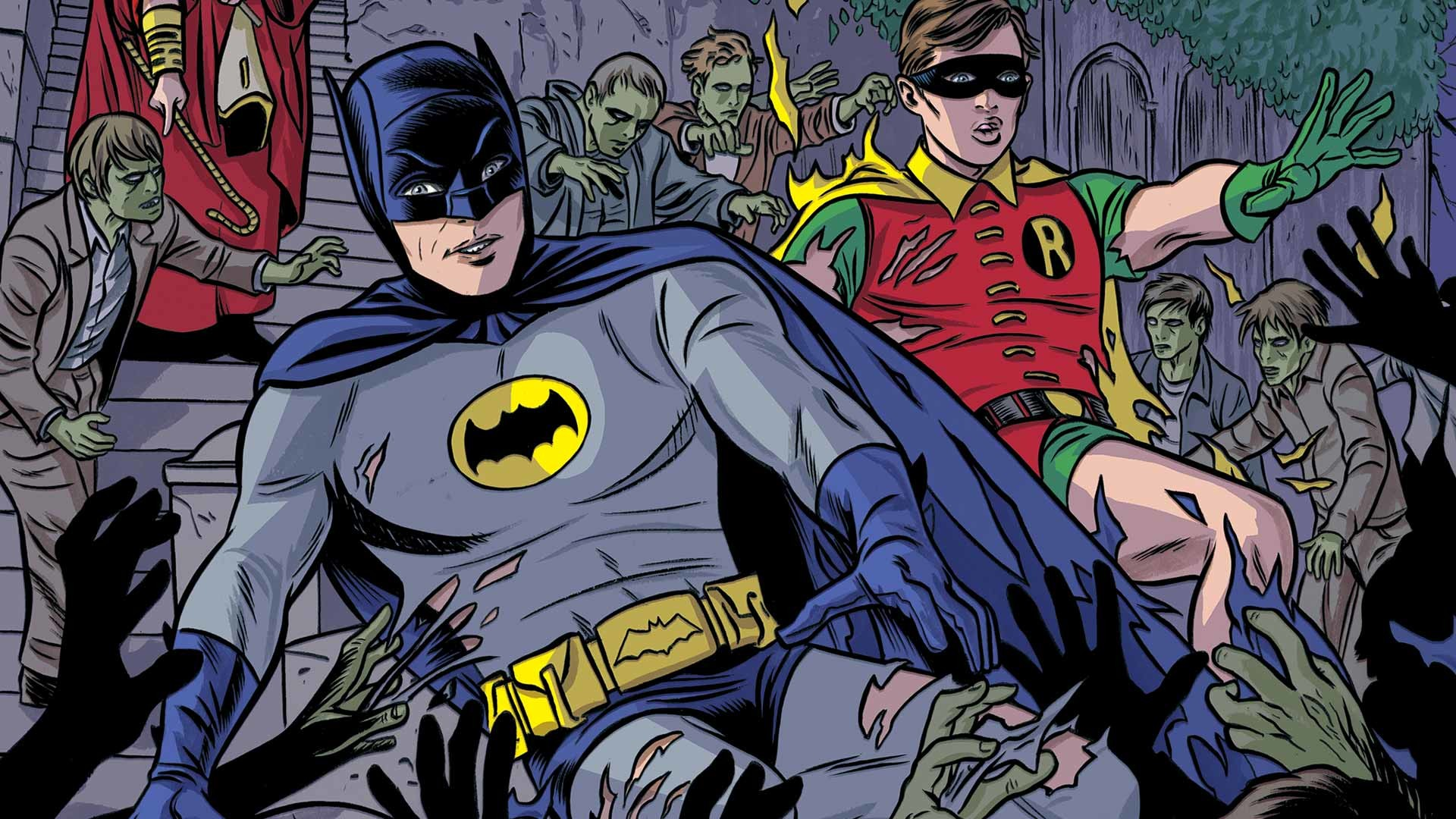 Res: 1920x1080,  > Batman '66 Wallpapers