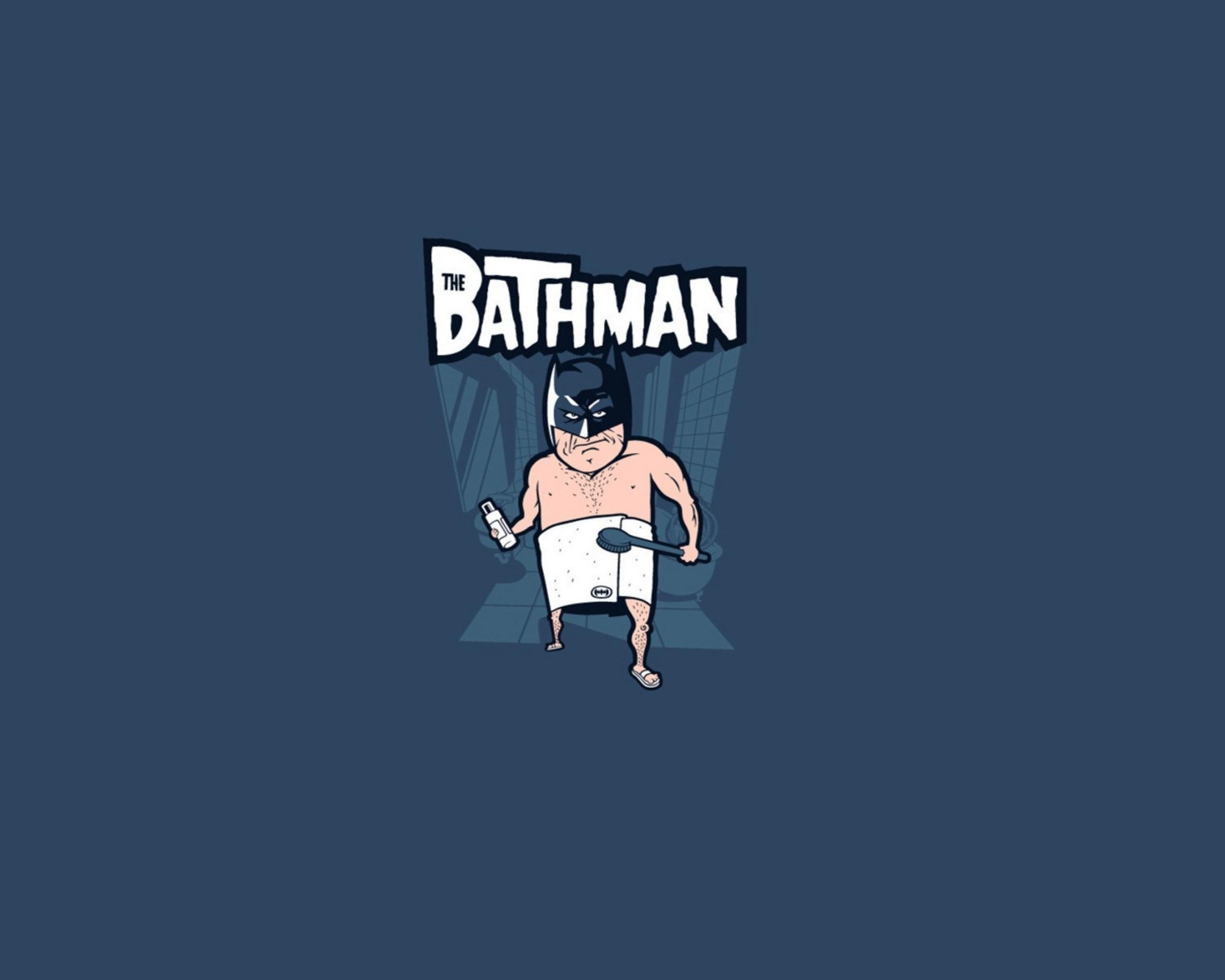 Res: 2560x2048, Batman Cartoon Funny Wallpaper