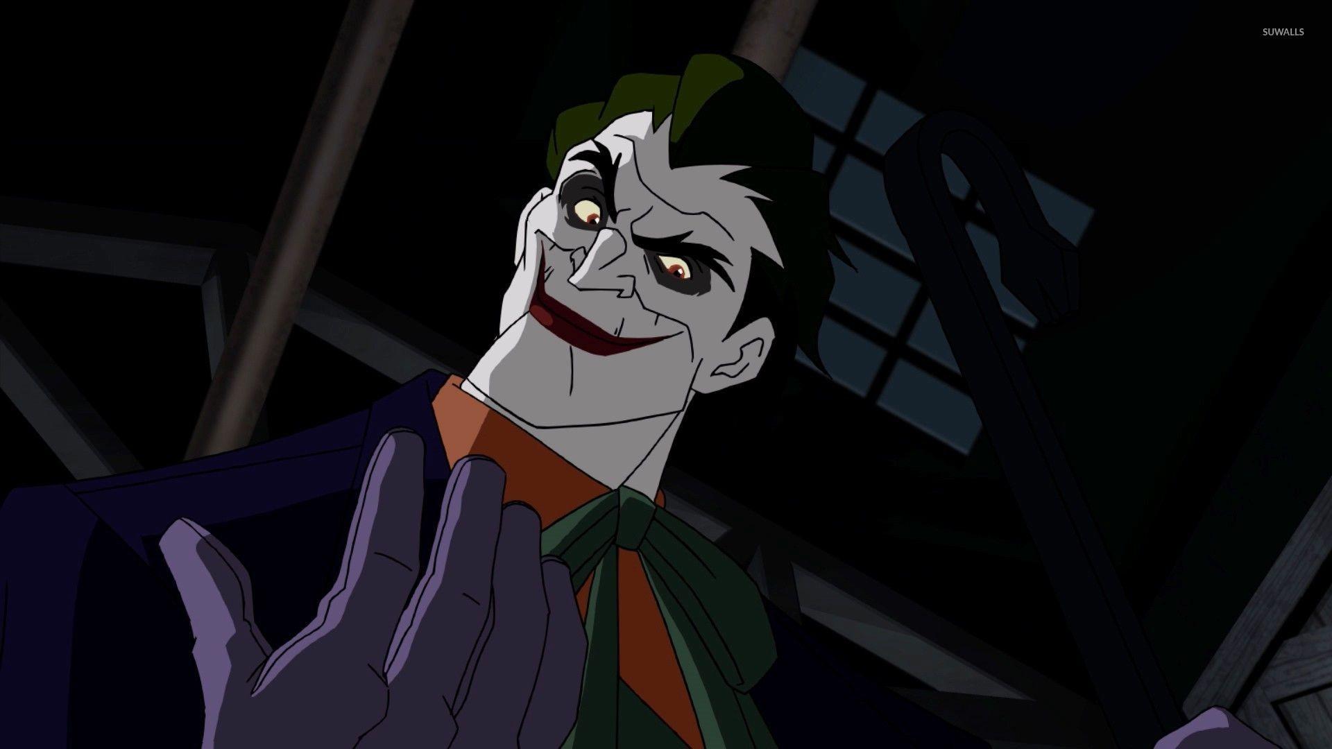 Res: 1920x1080, The Joker in Batman: Under the Red Hood wallpaper