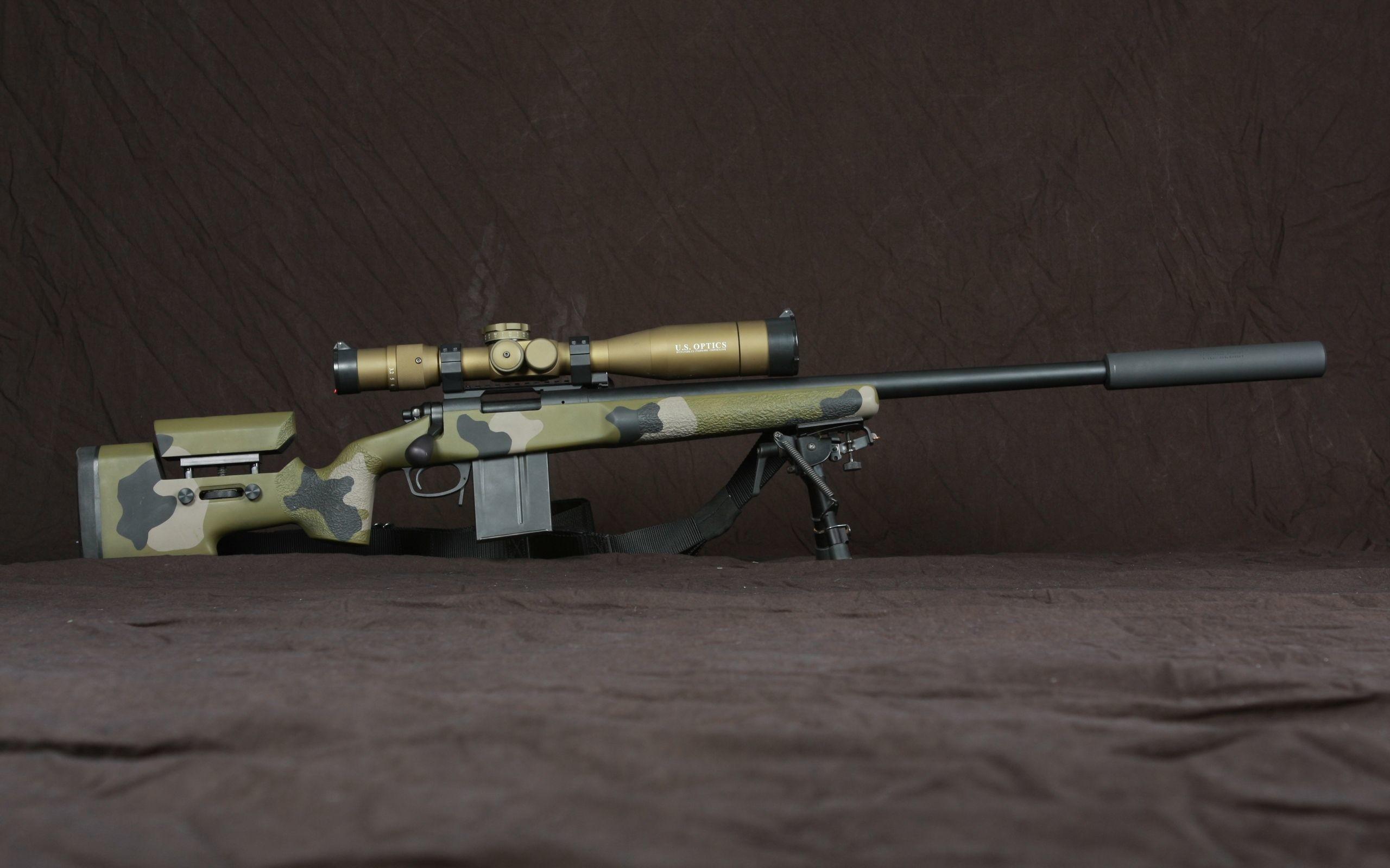 Res: 2560x1600, Sniper Rifle wallpaper