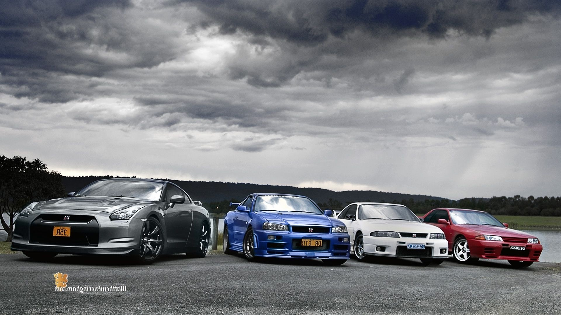 Res: 1920x1080, Nissan Skyline GT-R Wallpapers 9 - 1920 X 1080