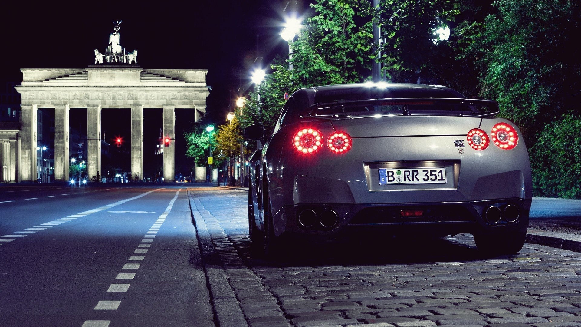 Res: 1920x1080,  Berlin nissan gtr r35 cars streets wallpaper | Download Wallpaper  | Pinterest | Wallpaper