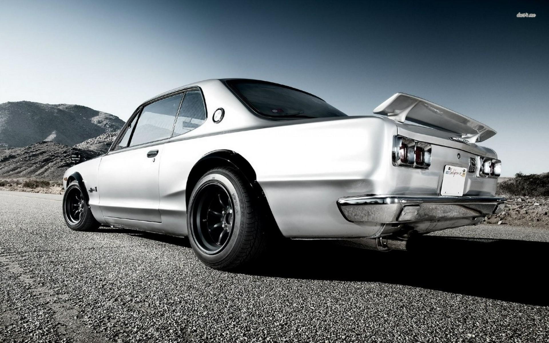 Res: 1920x1200, ... Nissan Skyline GT-R wallpaper  ...