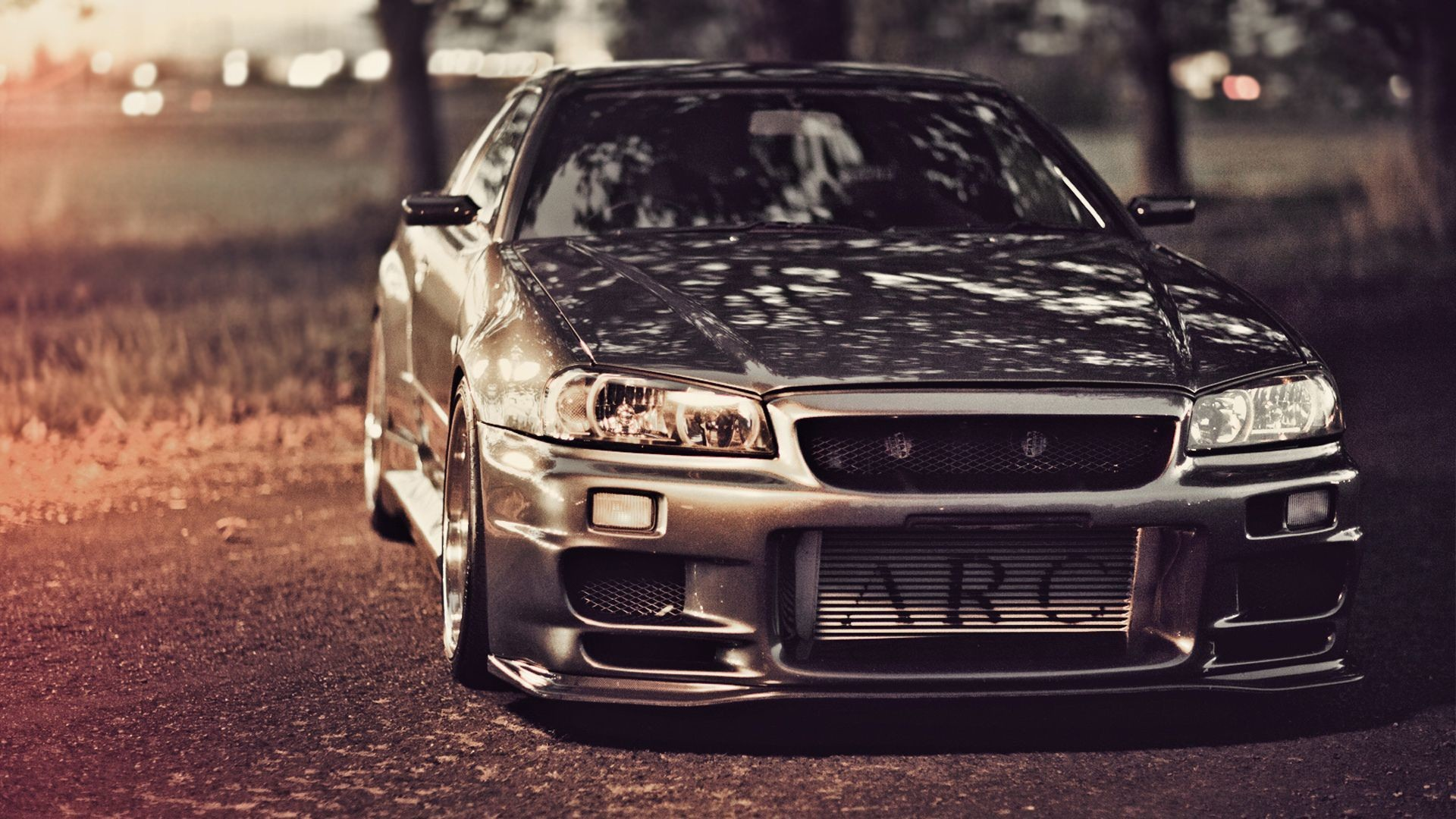 Res: 1920x1080, Nissan Skyline GTR R34 Wallpapers - Wallpaper Cave