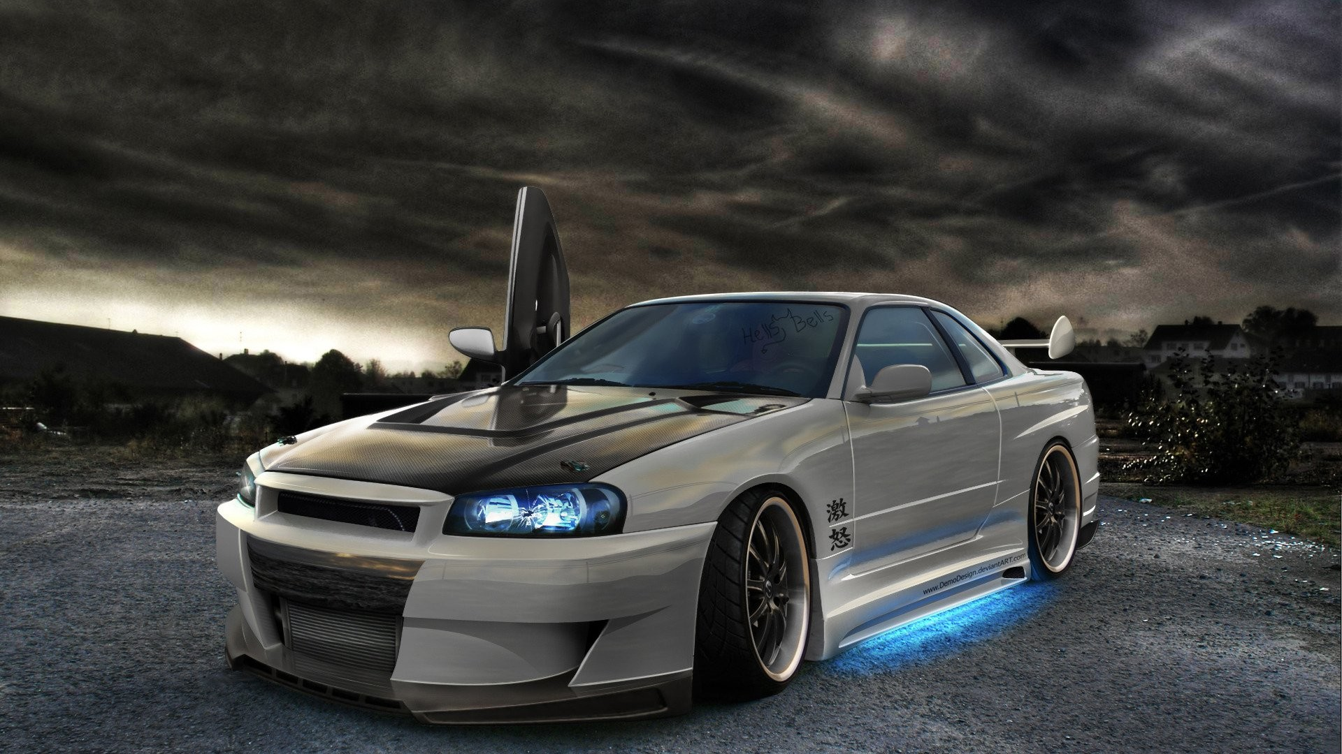 Res: 1920x1080, Nissan Skyline GT-R Wallpapers 10 - 1920 X 1080