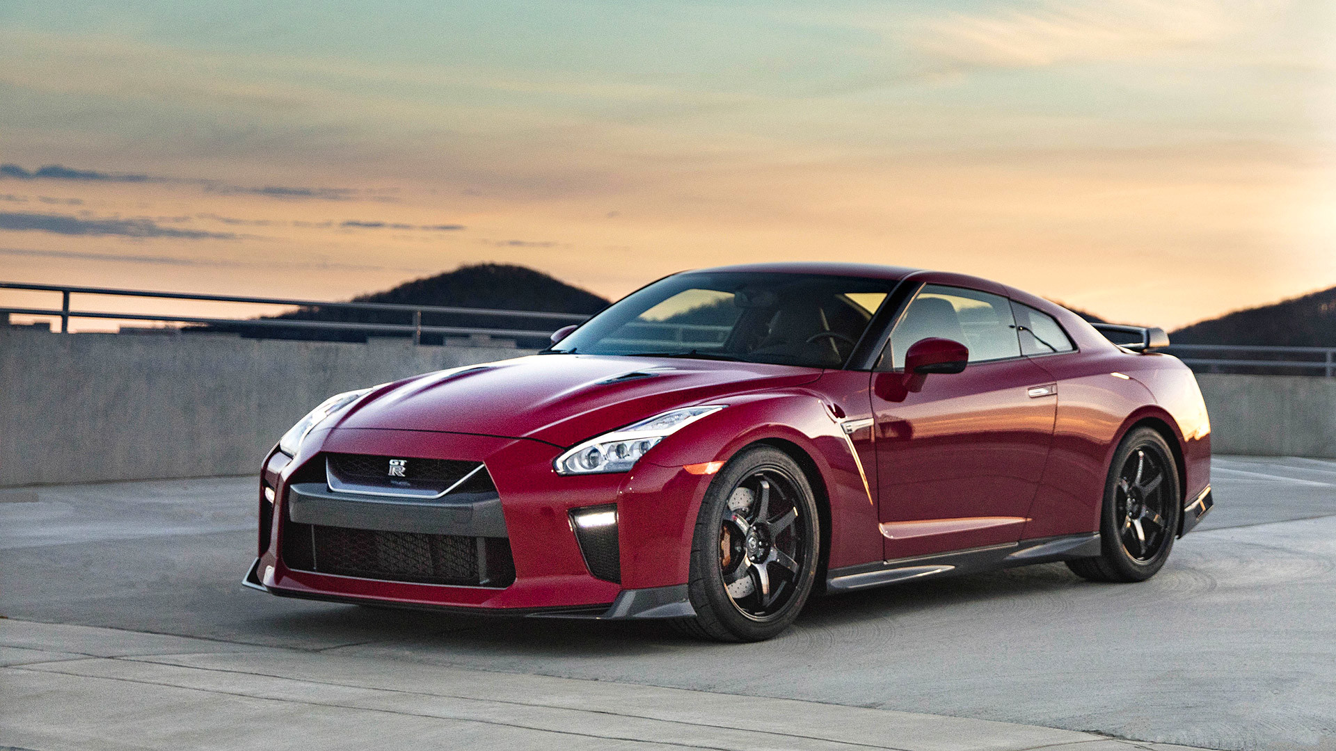 Res: 1920x1080, 2017 Nissan GT-R Track Edition picture