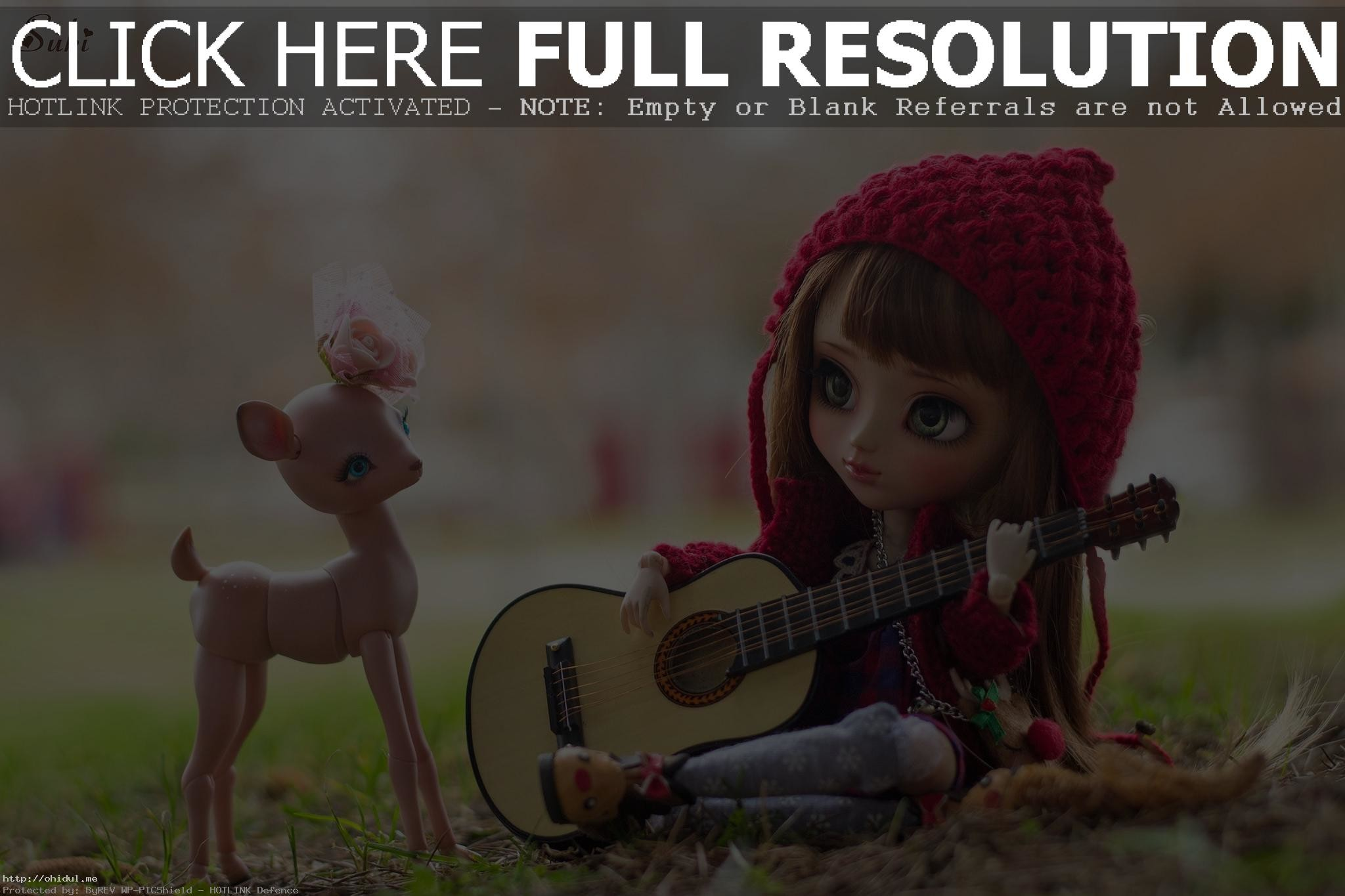Res: 2048x1365, Girl With Guitar Download Hd Wallpaper