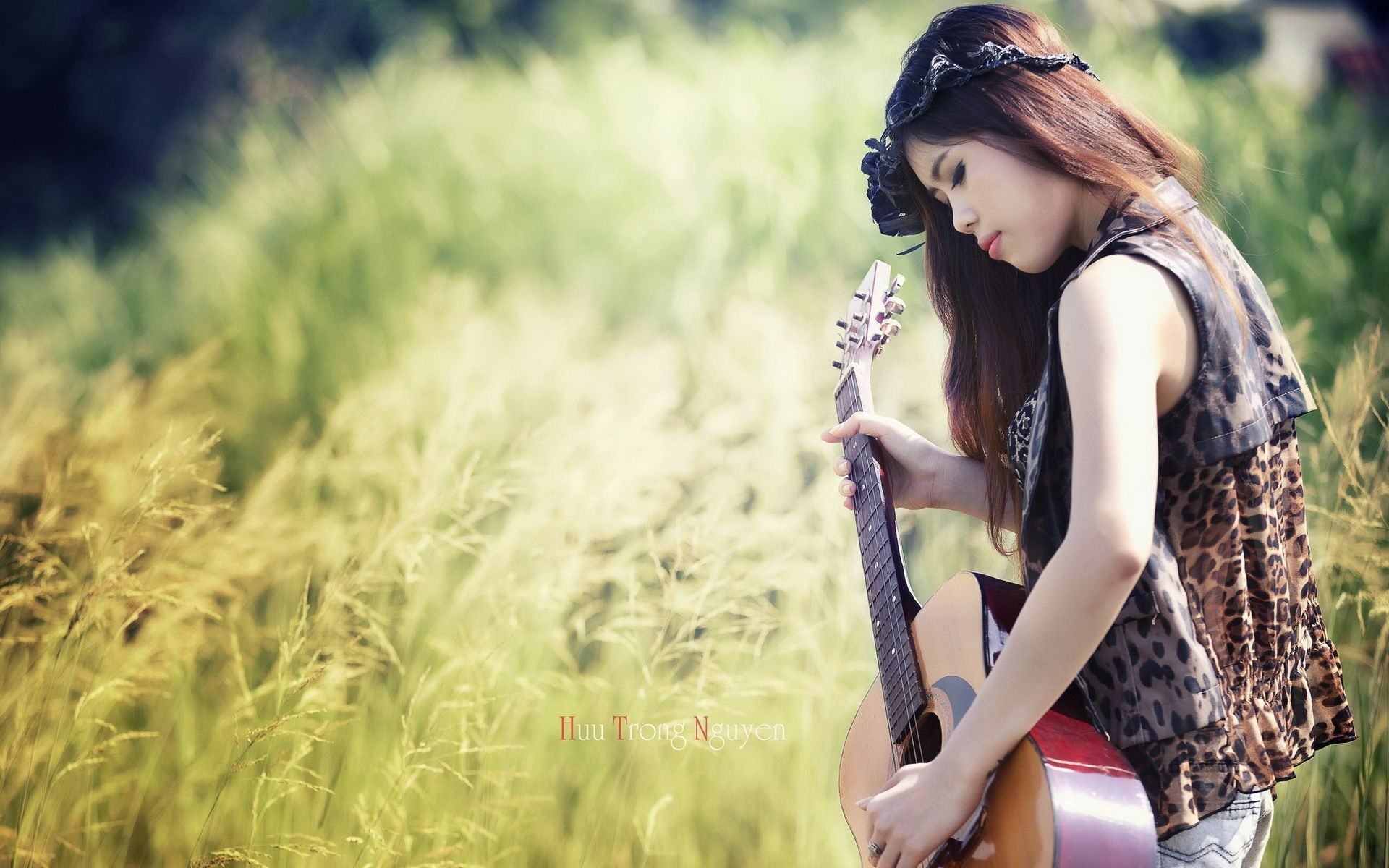 Res: 1920x1200, Cool And Stylish Profile Pictures For Facebook For Girls With Guitar Luxury  Download Free Guitar Girl Wallpapers For Your Mobile Phone By