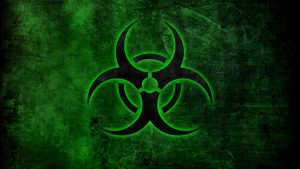 Green Biohazard wallpapers