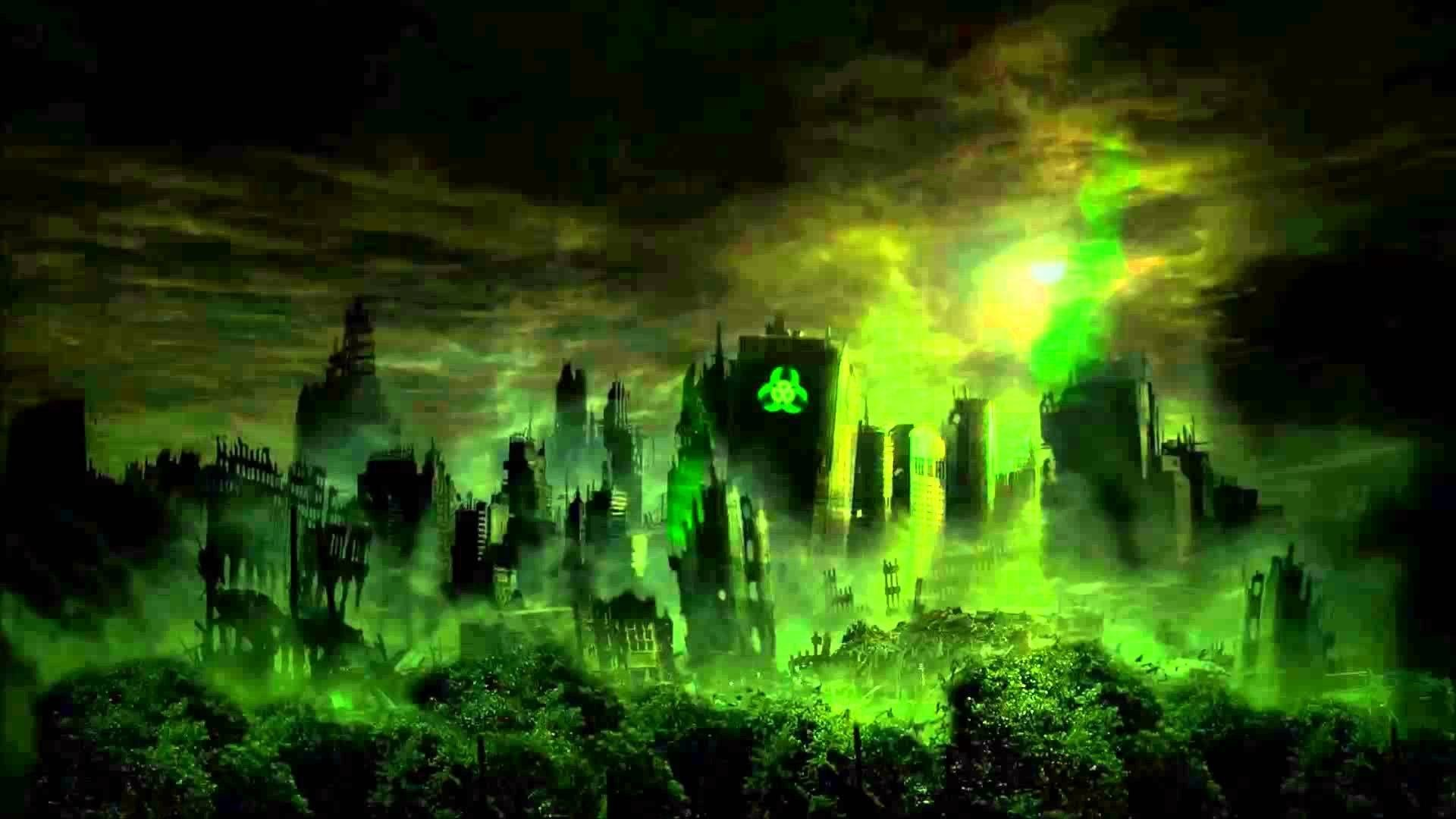 Green Biohazard wallpapers - HD wallpaper Collections ...