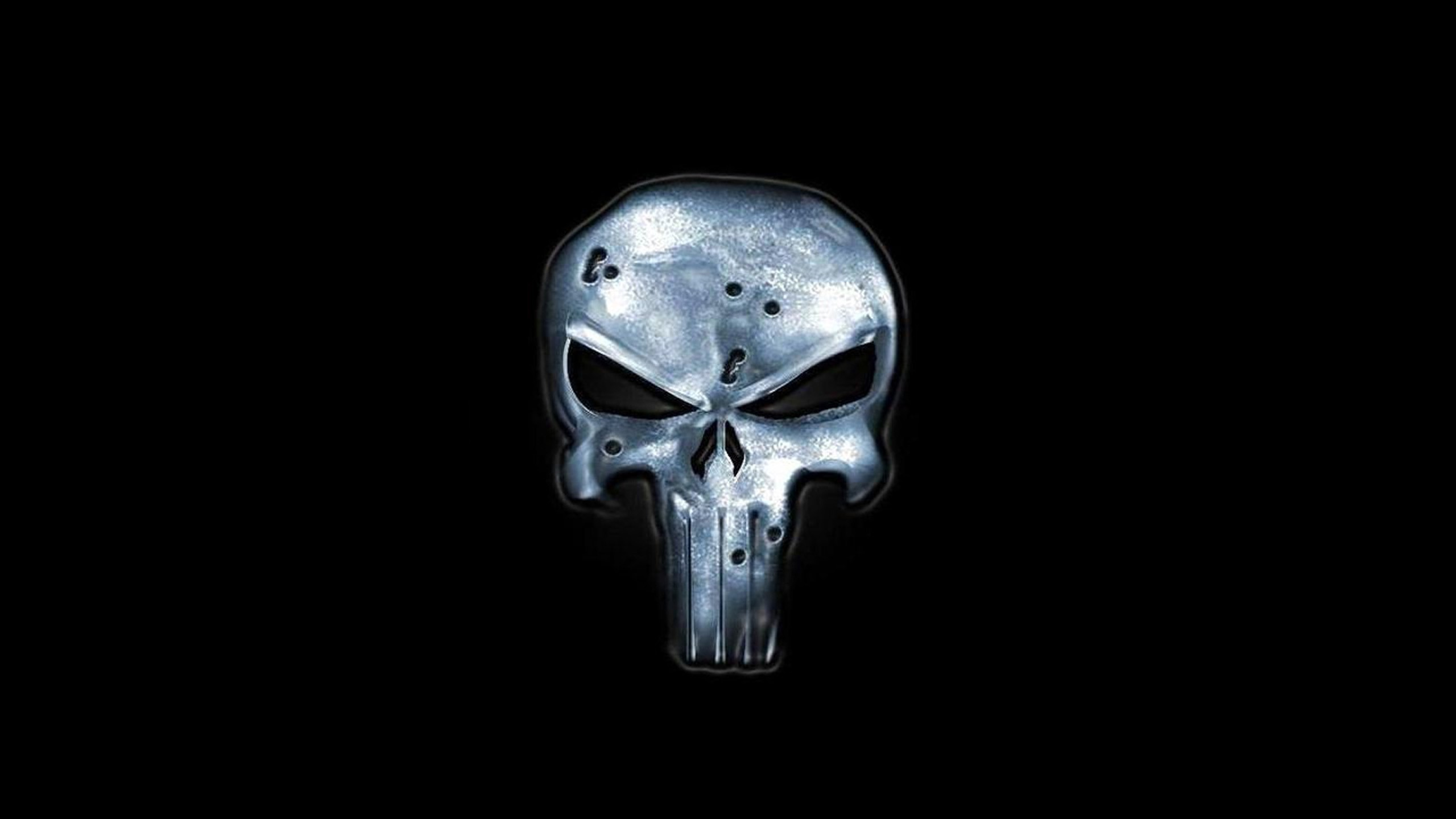 Res: 2560x1440, American Flag Punisher Skull Wallpaper 46