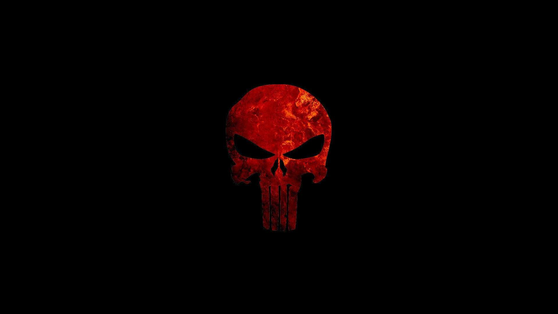 Res: 1920x1080, Punisher Skull Wallpaper High Resolution 4k Desktop The Of Androids