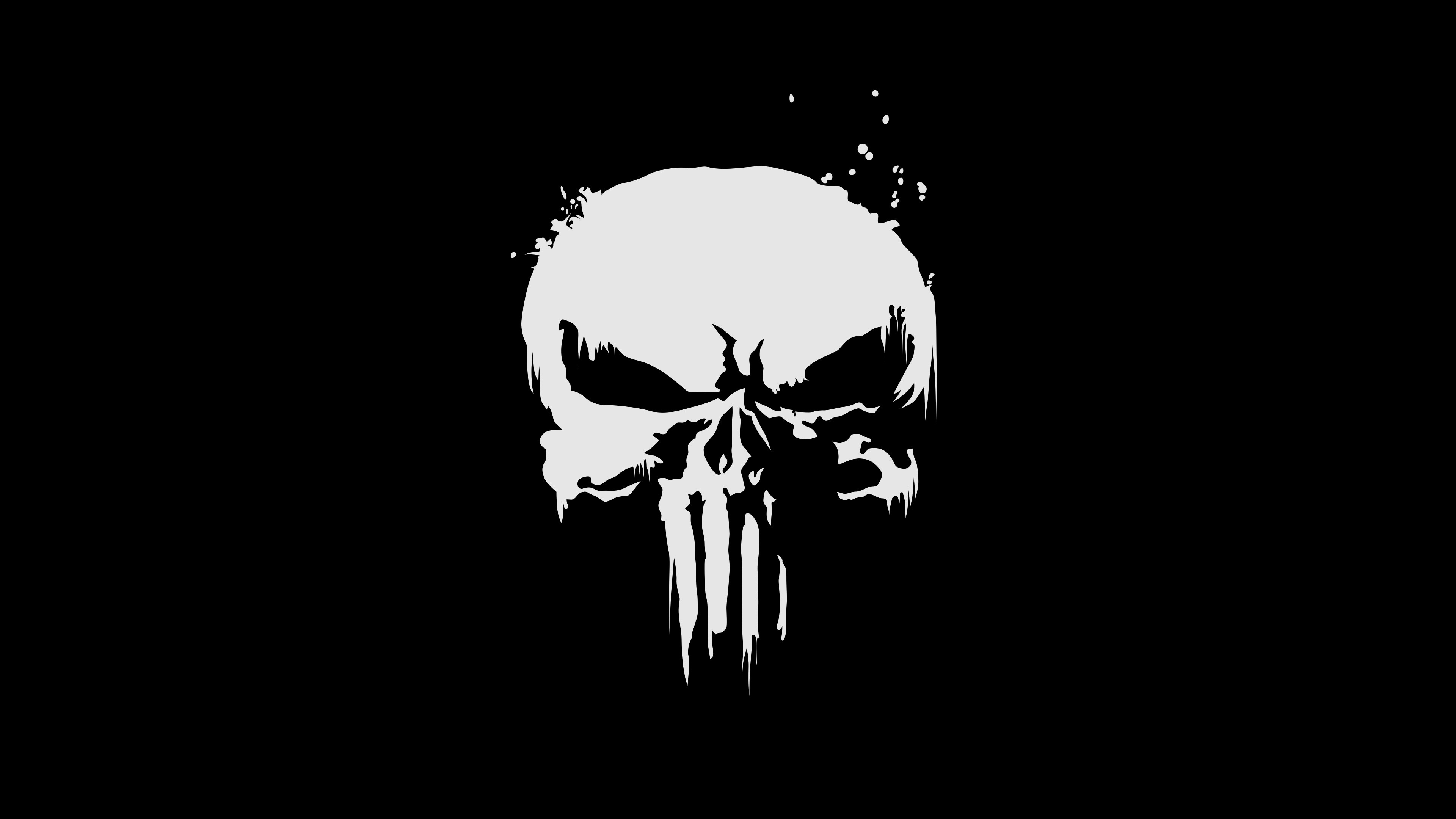 Res: 3840x2160, Fernsehserien - The Punisher Marvel Comics Wallpaper