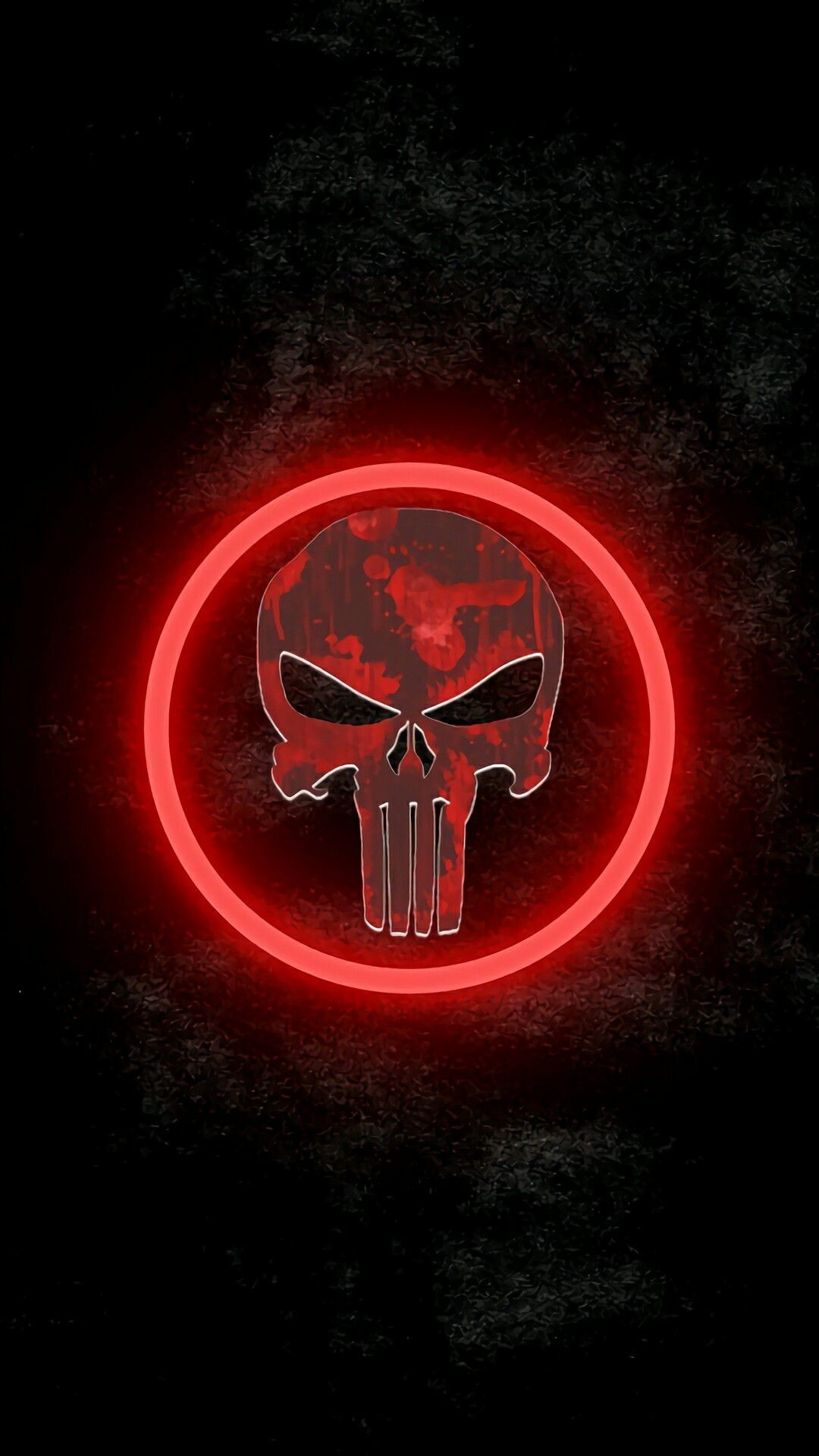 Res: 1080x1920, Punisher- Wallpaper
