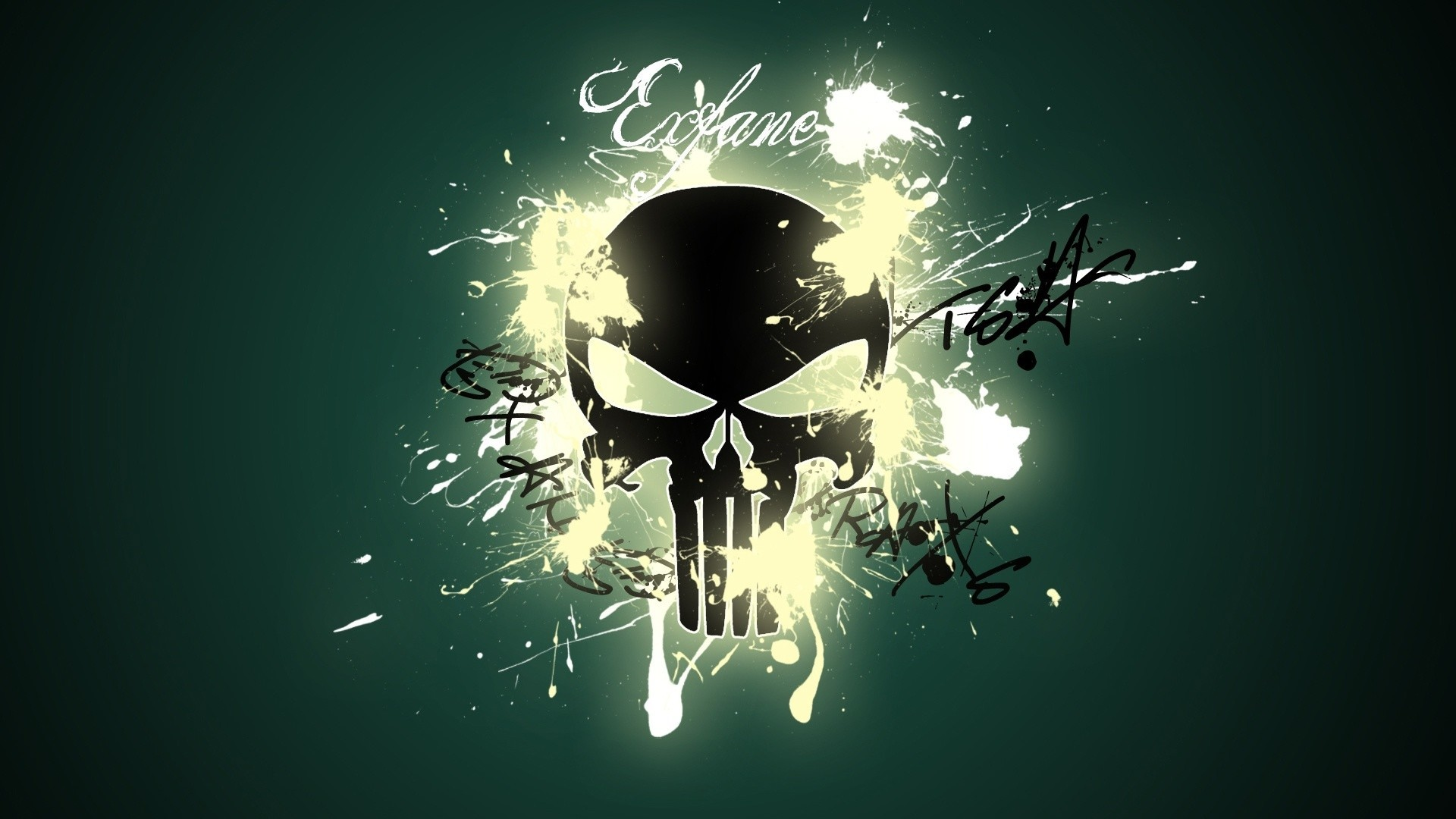 Res: 1920x1080, American Flag Punisher Skull Wallpaper 23