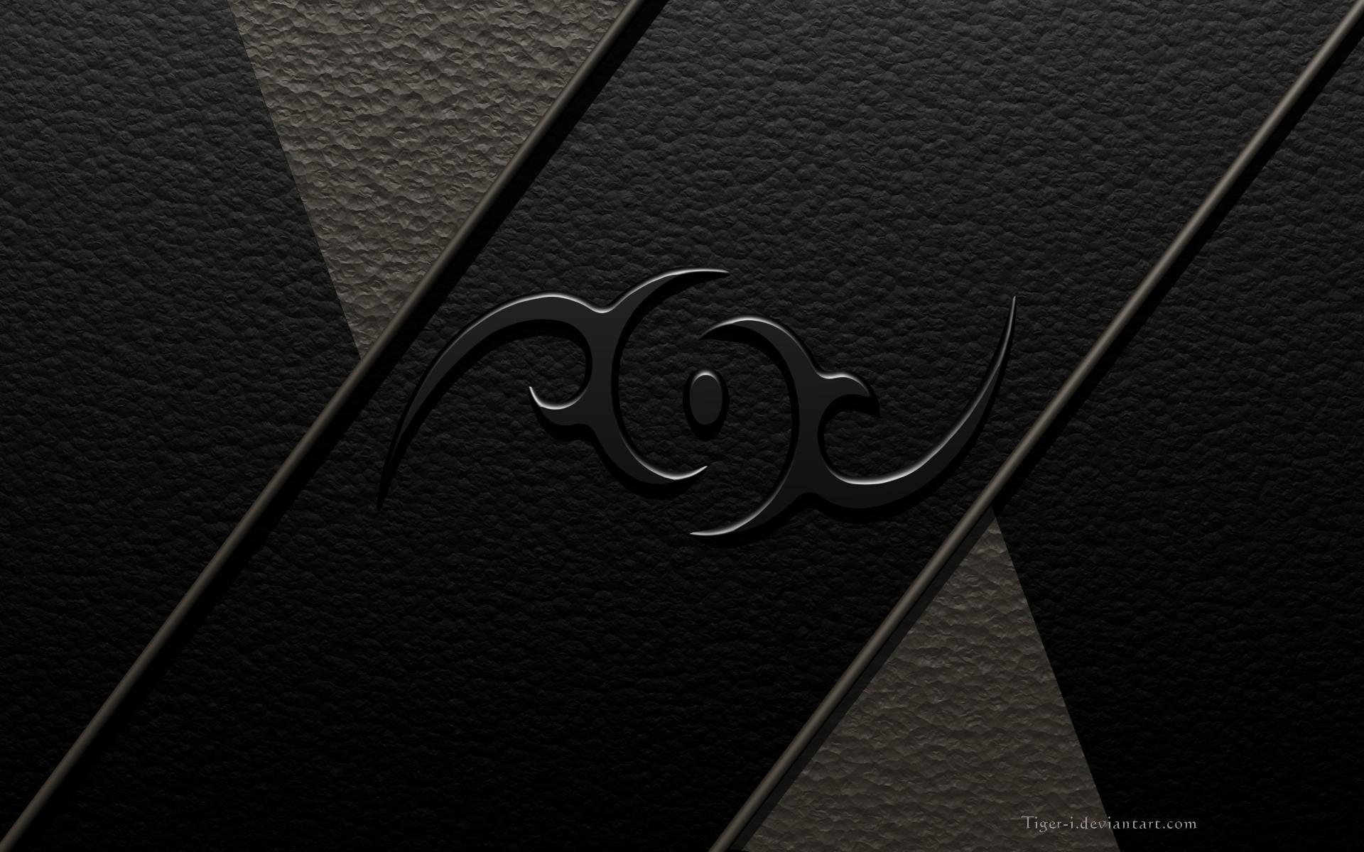 Res: 1920x1200, Artistic - Other Metal Dark Tribal Wallpaper